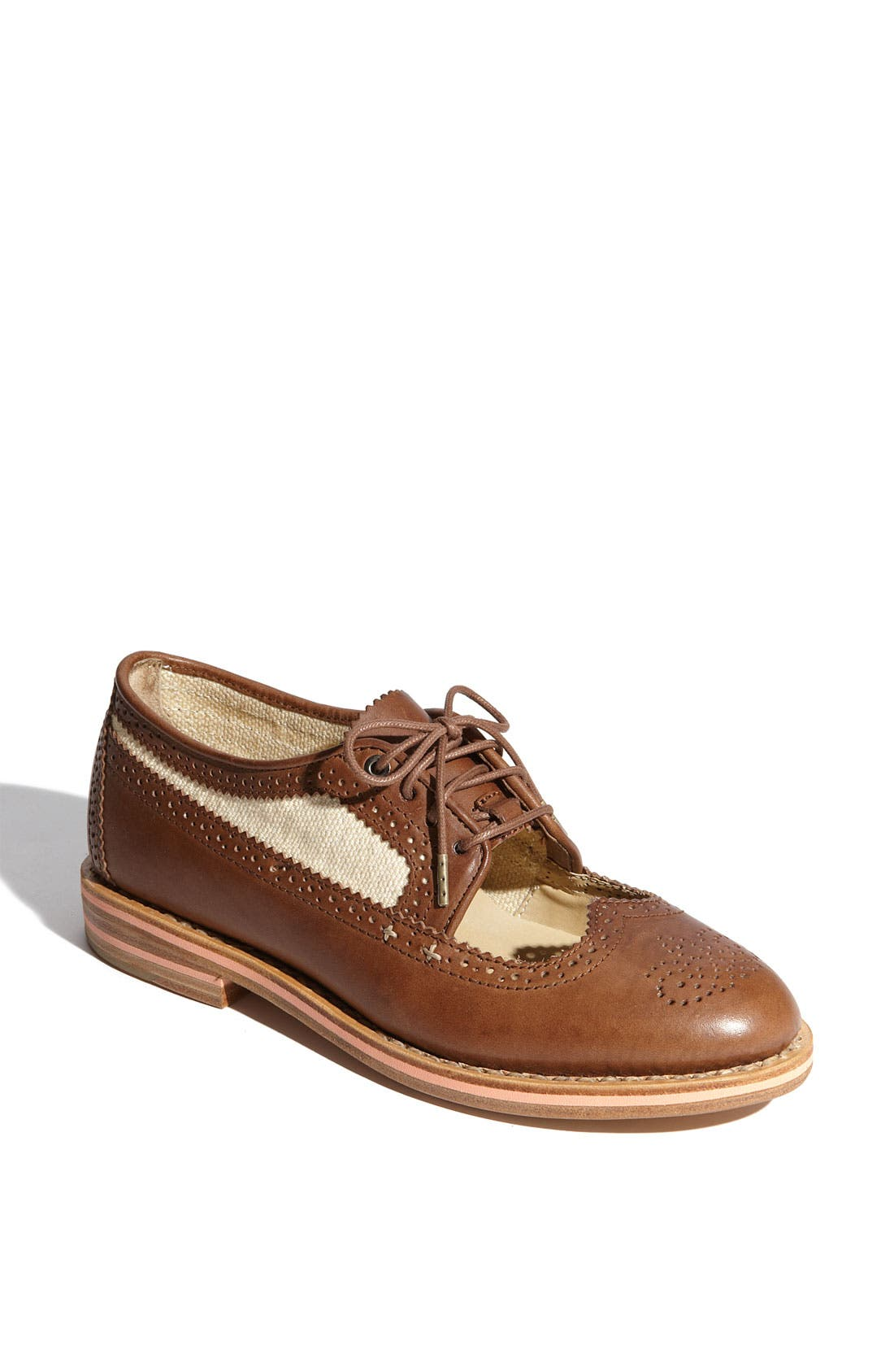 Alternate Image 1 Selected - rag & bone 'Bradford' Brogue Oxford