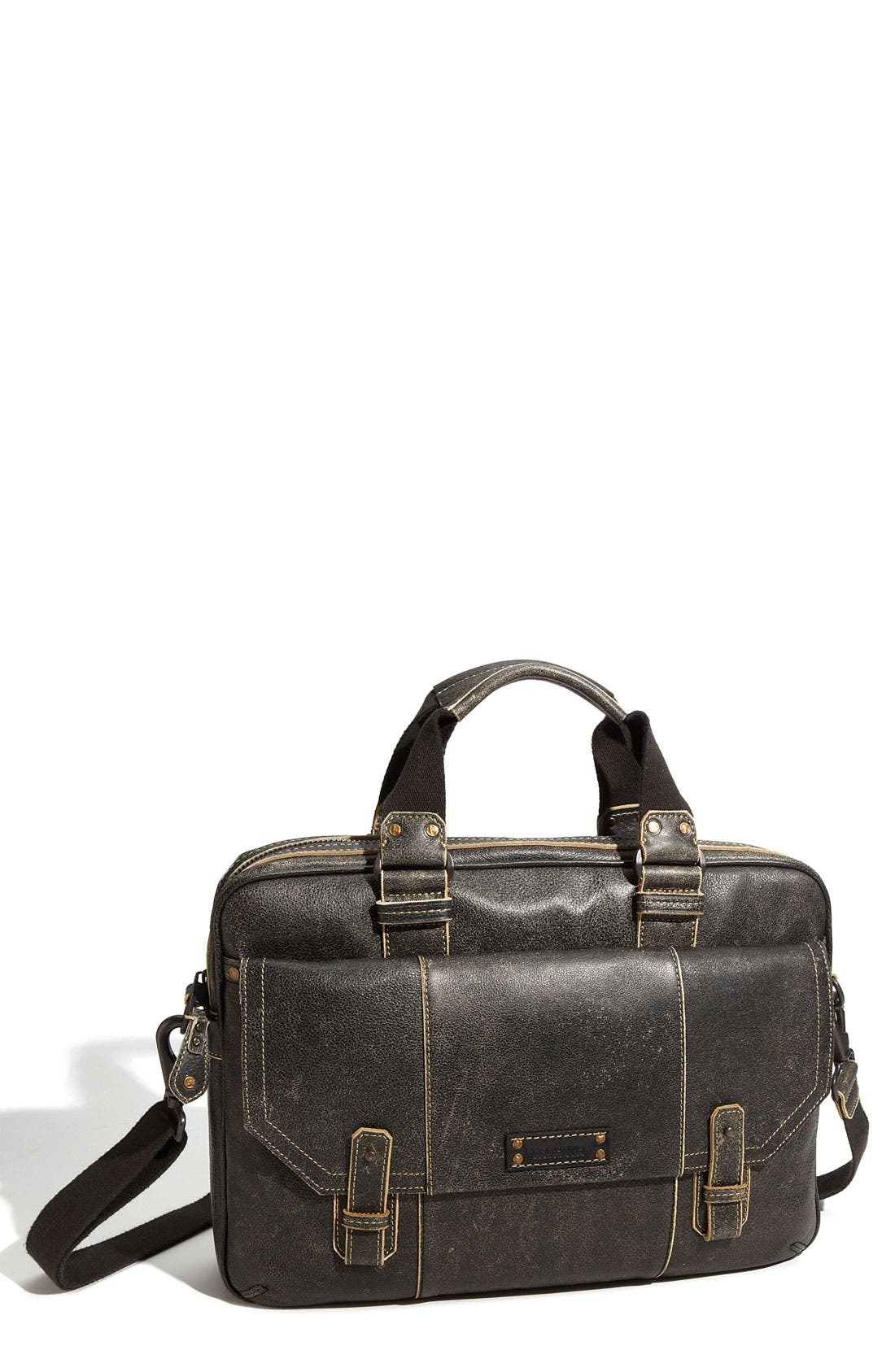Alternate Image 1 Selected - Marc New York by Andrew Marc Accessories Leather Briefcase