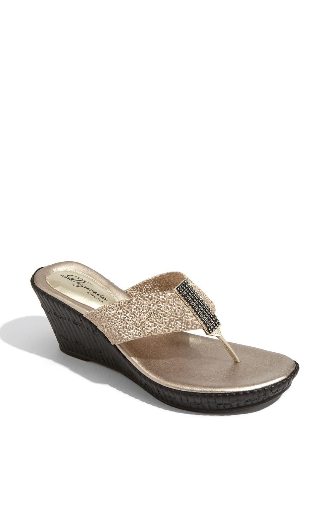 Alternate Image 1 Selected - Dezario 'Imperial' Sandal
