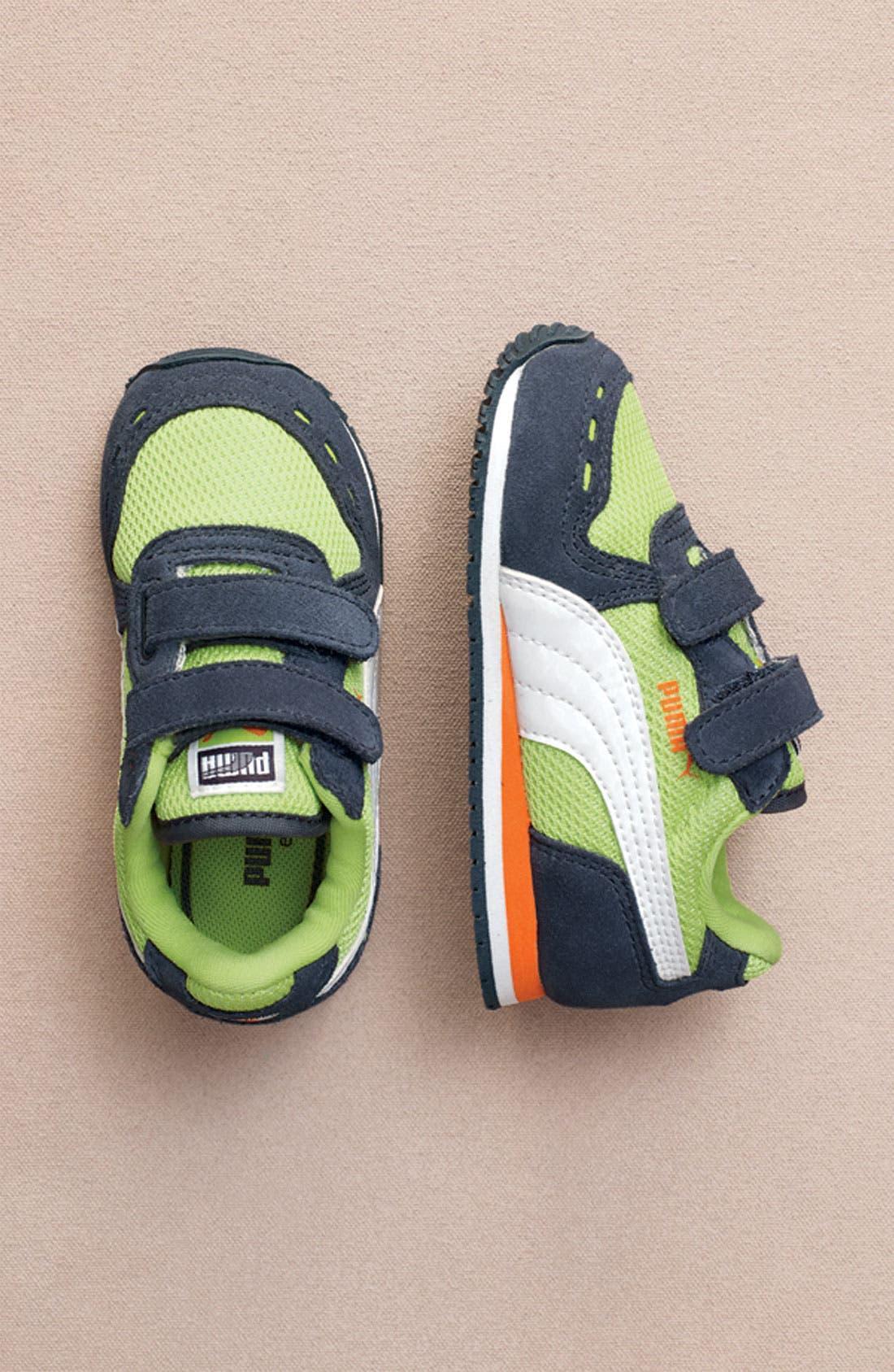 Alternate Image 5  - PUMA 'Cabana Racer' Sneaker (Baby, Walker, Toddler & Little Kid)