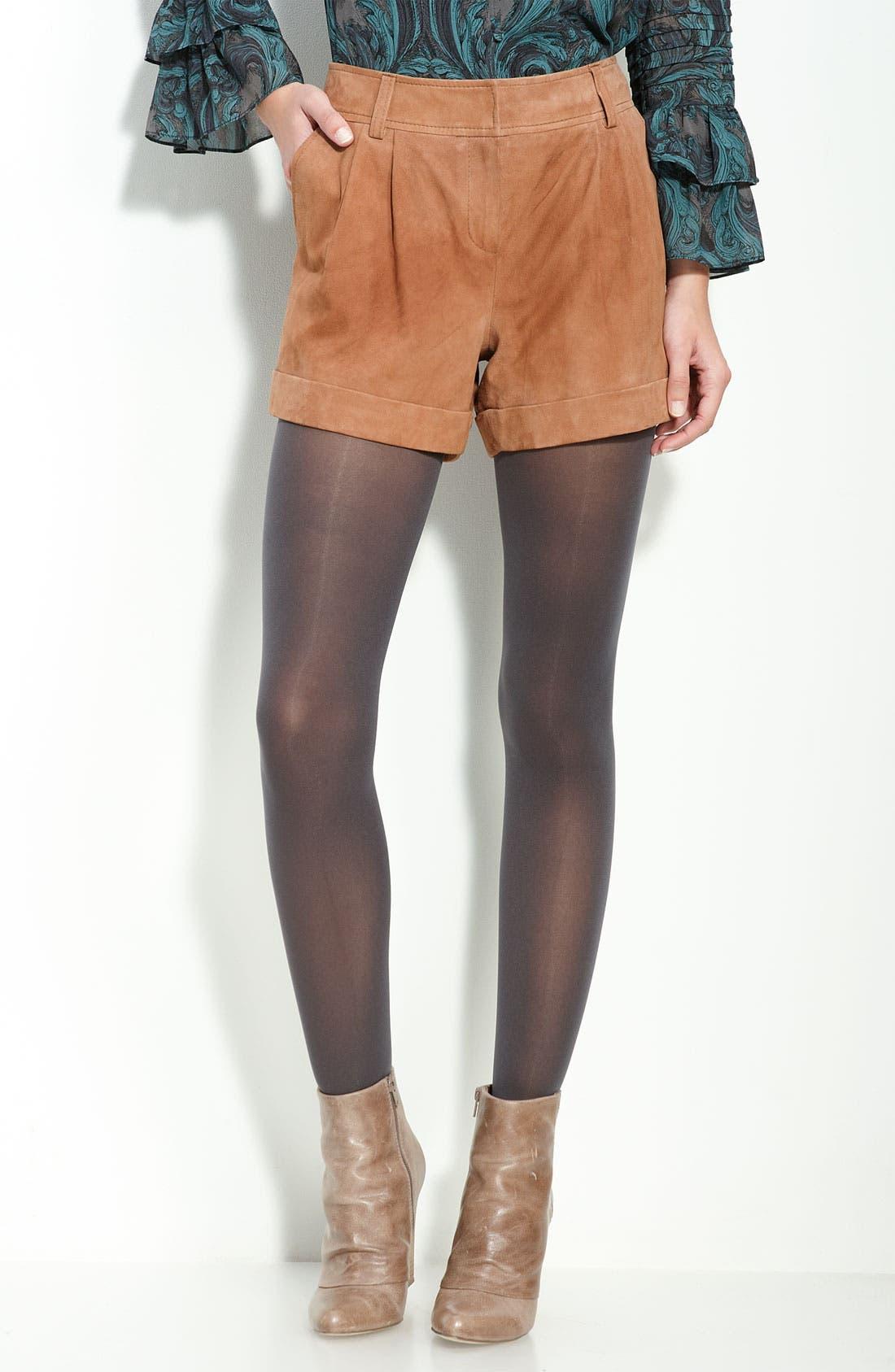 Main Image - Hinge® Suede Shorts