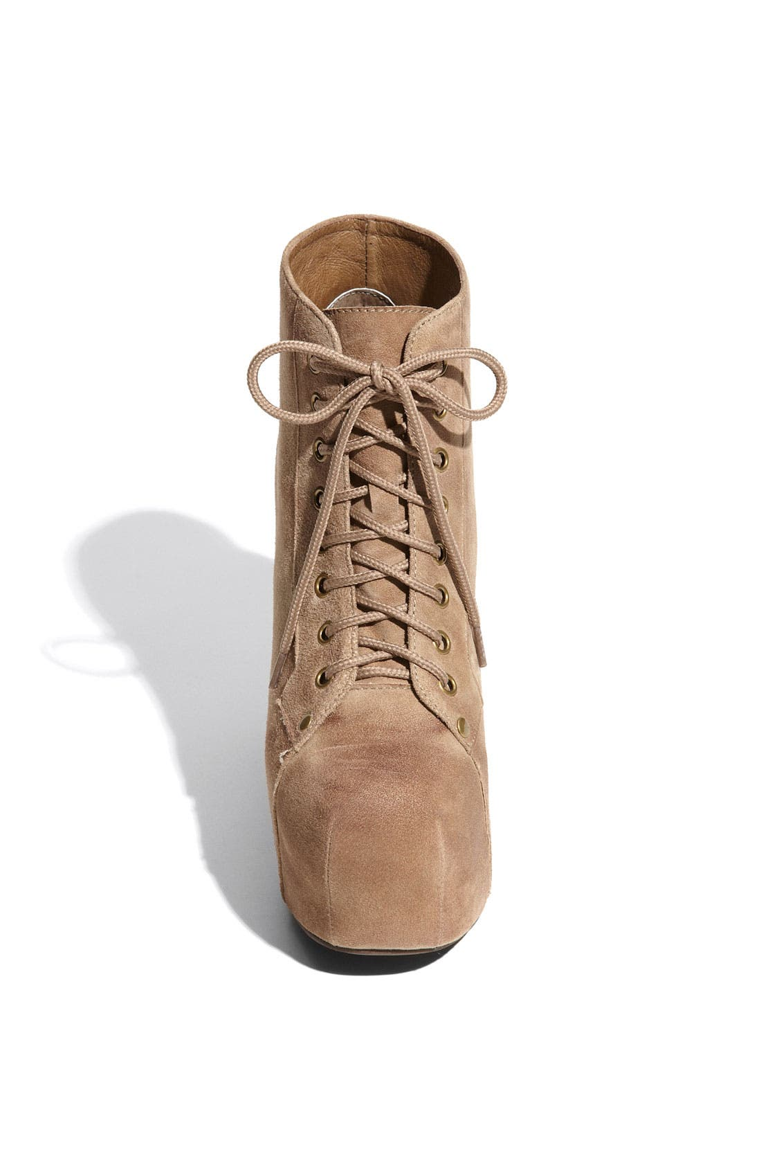 Alternate Image 3  - Jeffrey Campbell 'Lita' Suede Bootie (Women)