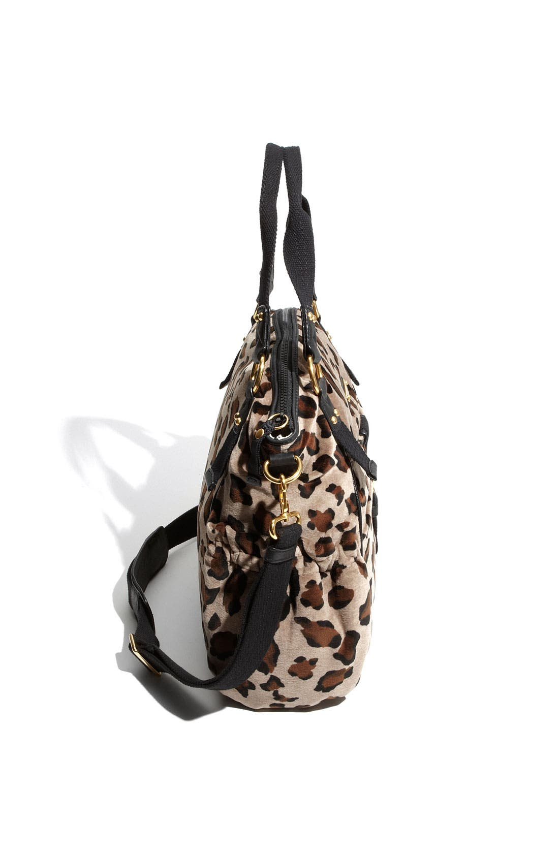 Alternate Image 2  - Juicy Couture Animal Print Shoulder Bag
