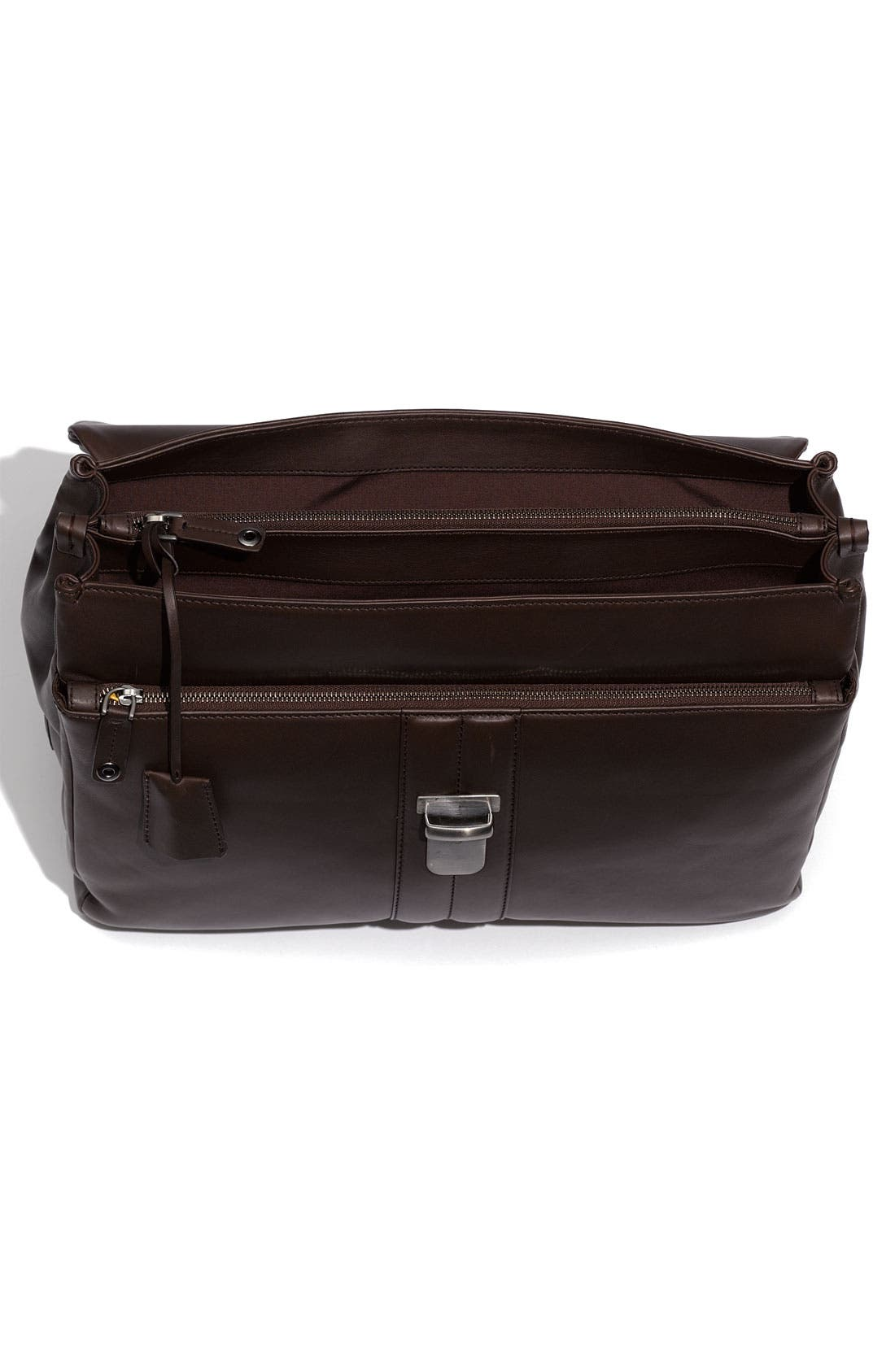 Alternate Image 2  - Tod's Smooth Leather Briefcase