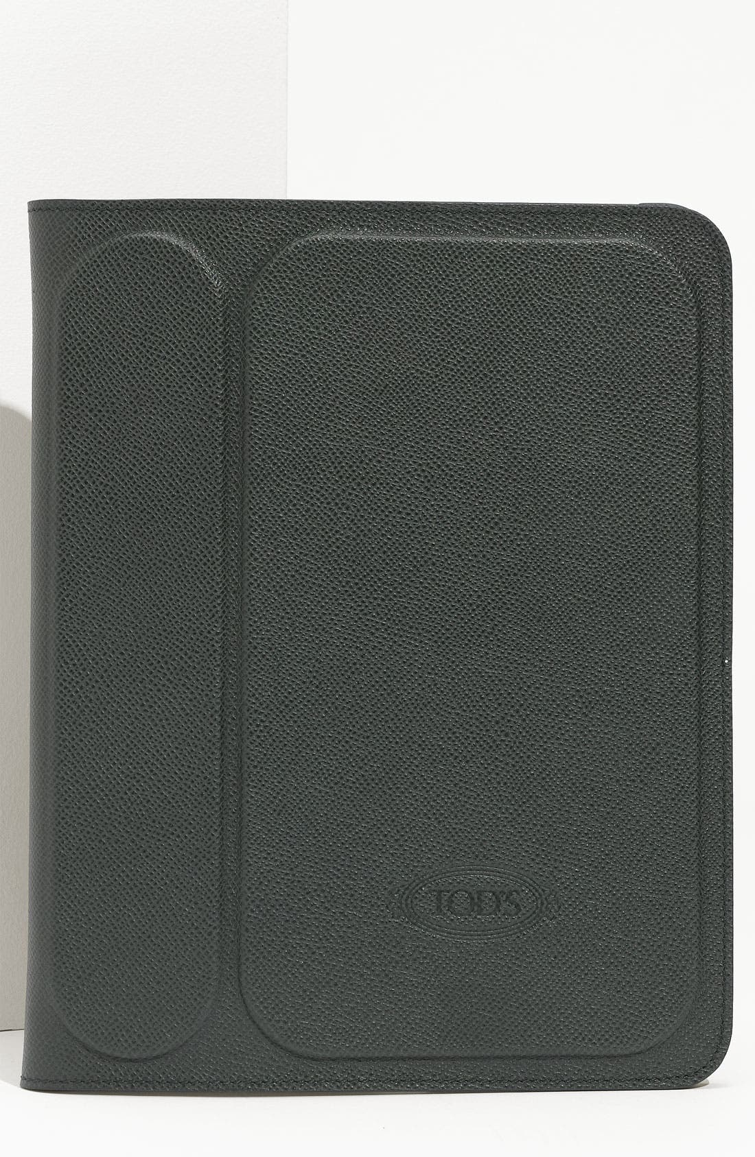 Main Image - Tod's Leather iPad Case