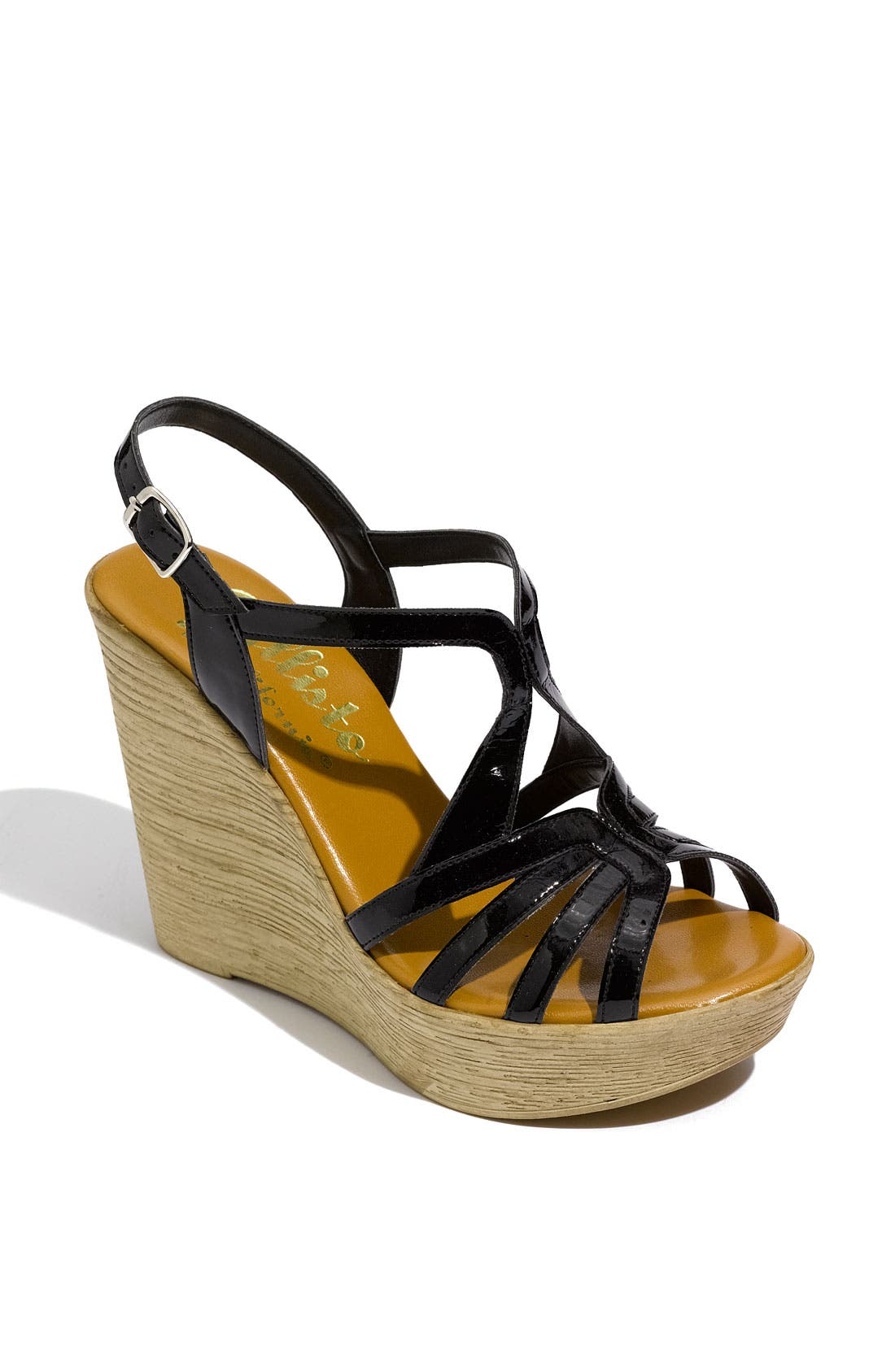 Alternate Image 1 Selected - Callisto 'Tiara' Wedge Sandal