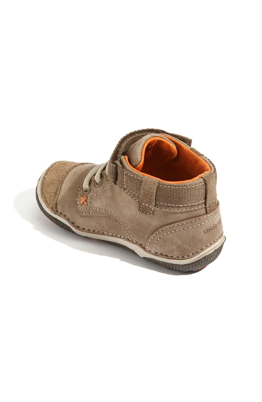 Alternate Image 2  - Stride Rite 'Garett' Shoe (Baby, Walker & Toddler)