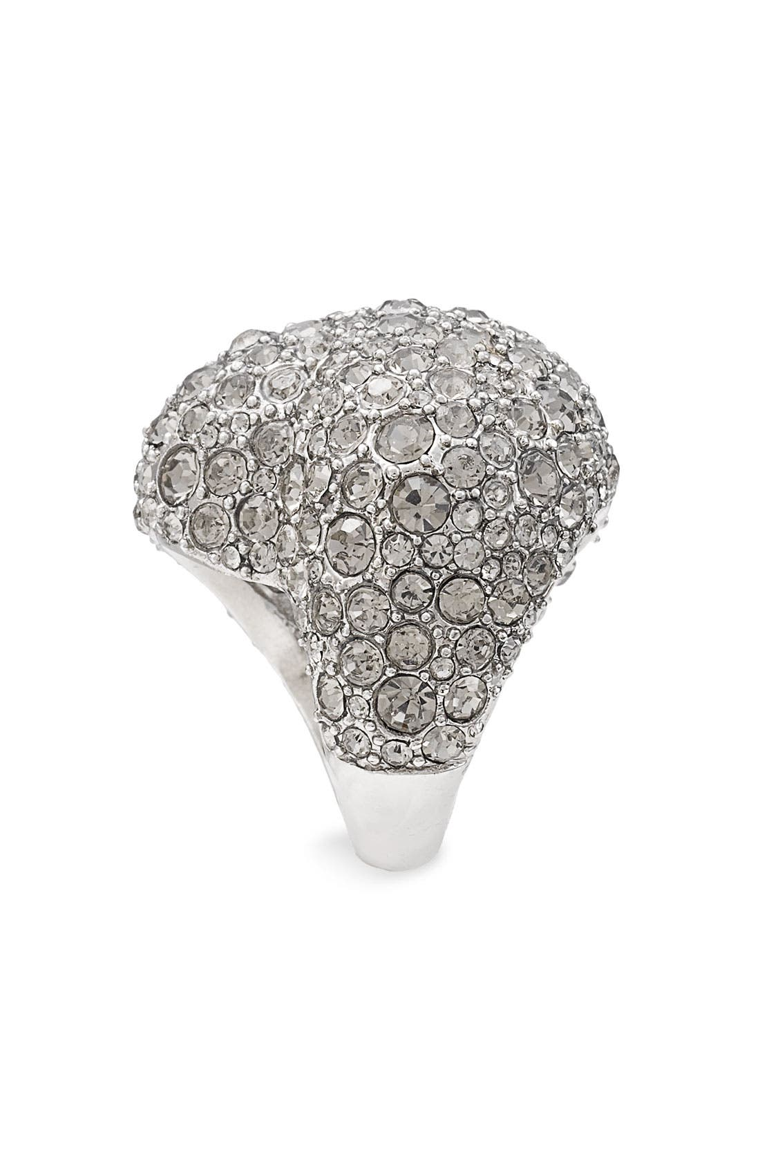 Alternate Image 3  - MARC BY MARC JACOBS Boxed Pavé Heart Ring