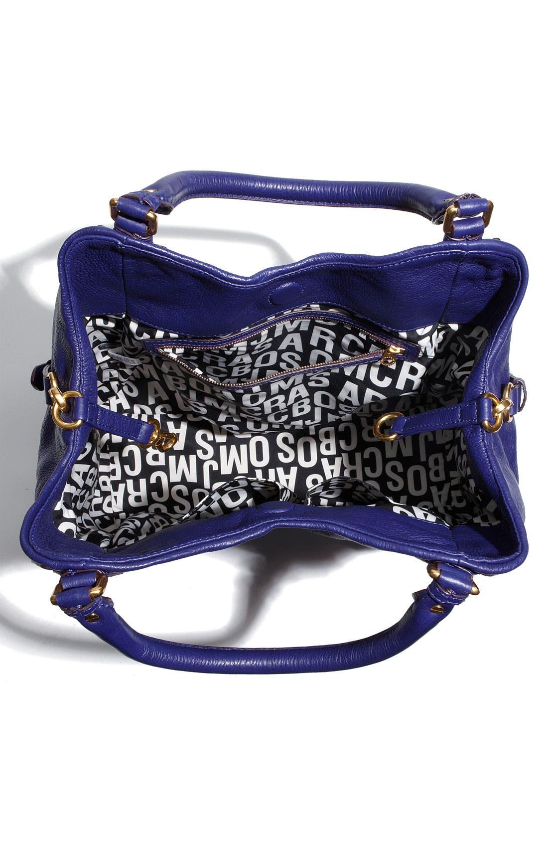 Alternate Image 3  - MARC BY MARC JACOBS 'Classic Q - Francesca' Leather Shopper