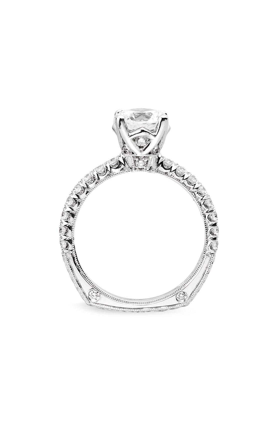 Alternate Image 2  - Jack Kelége 'Romance' Diamond Engagement Ring Setting