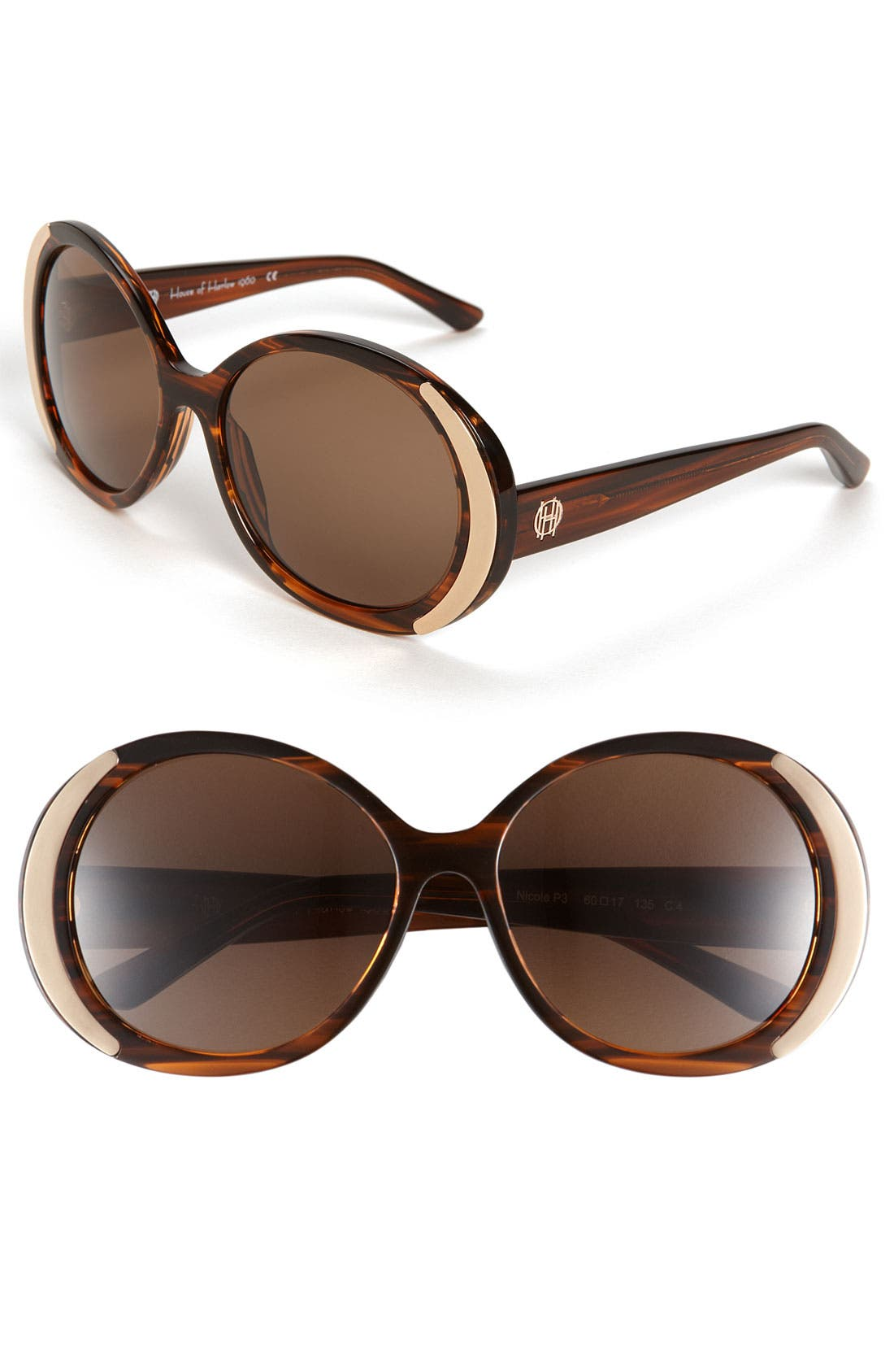 Main Image - House of Harlow 1960 'Nicole' Sunglasses