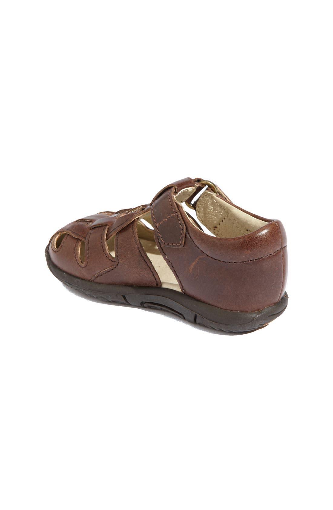 Alternate Image 2  - Stride Rite 'Harper' Sandal (Baby, Walker & Toddler)