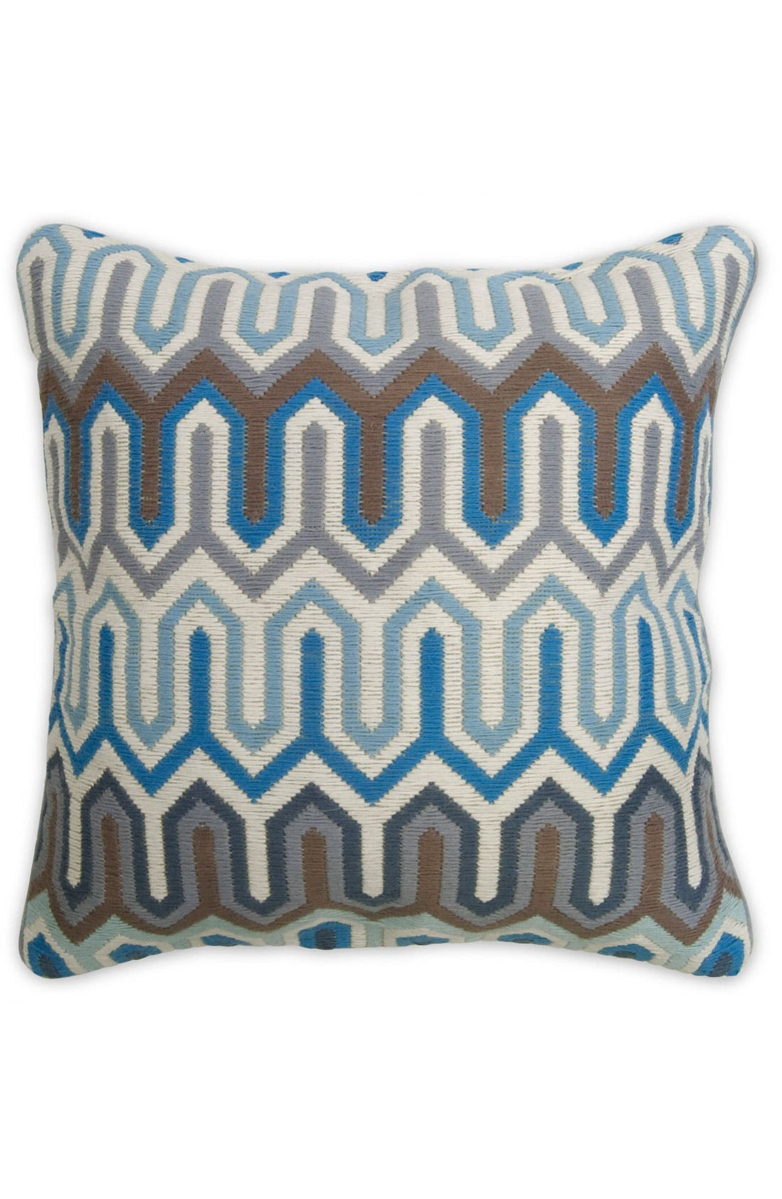 Alternate Image 1 Selected - Jonathan Adler 'Bargello Chevron' Pillow