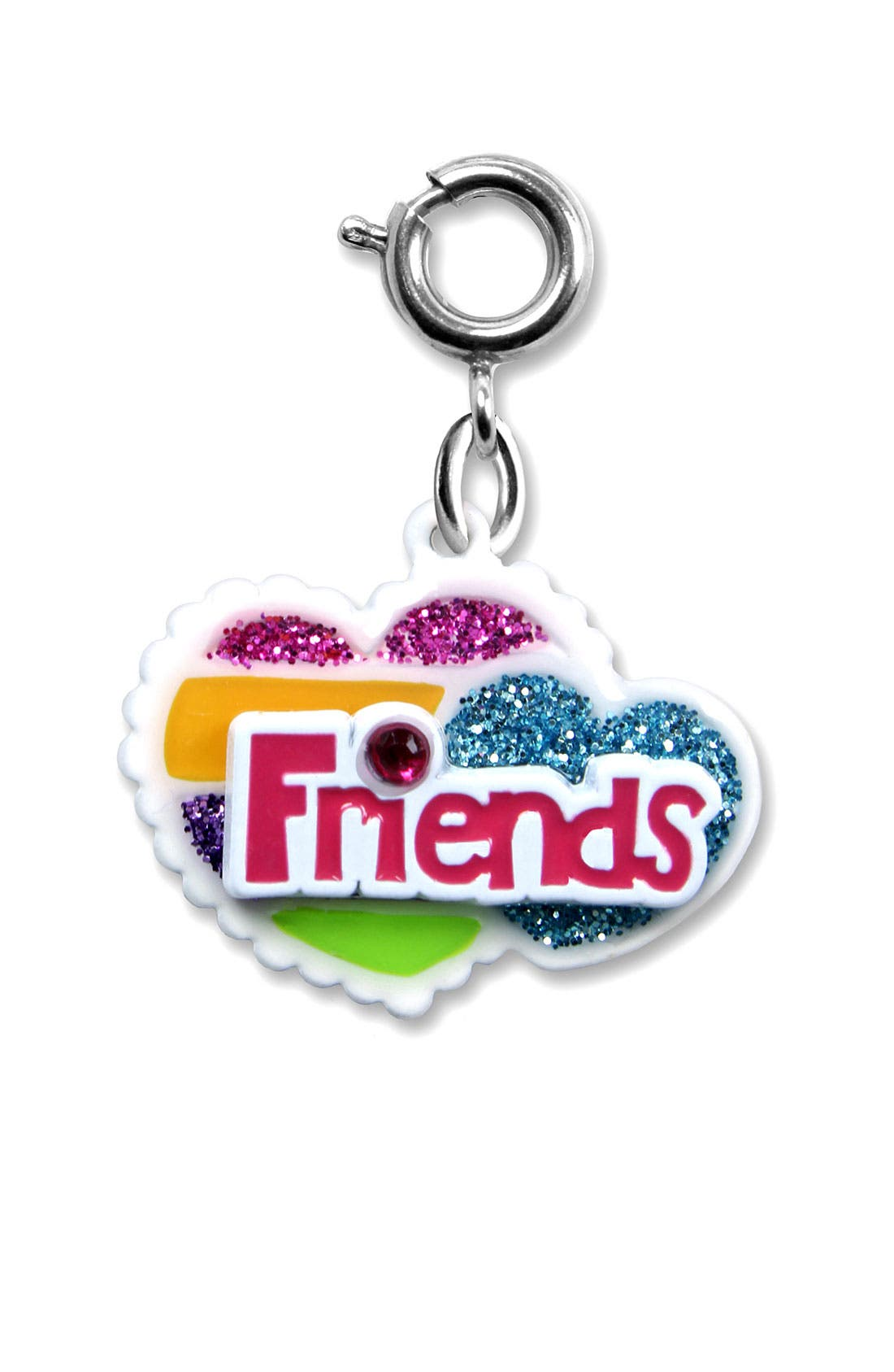 Alternate Image 1 Selected - CHARM IT!® 'Friends' Charm (Girls)