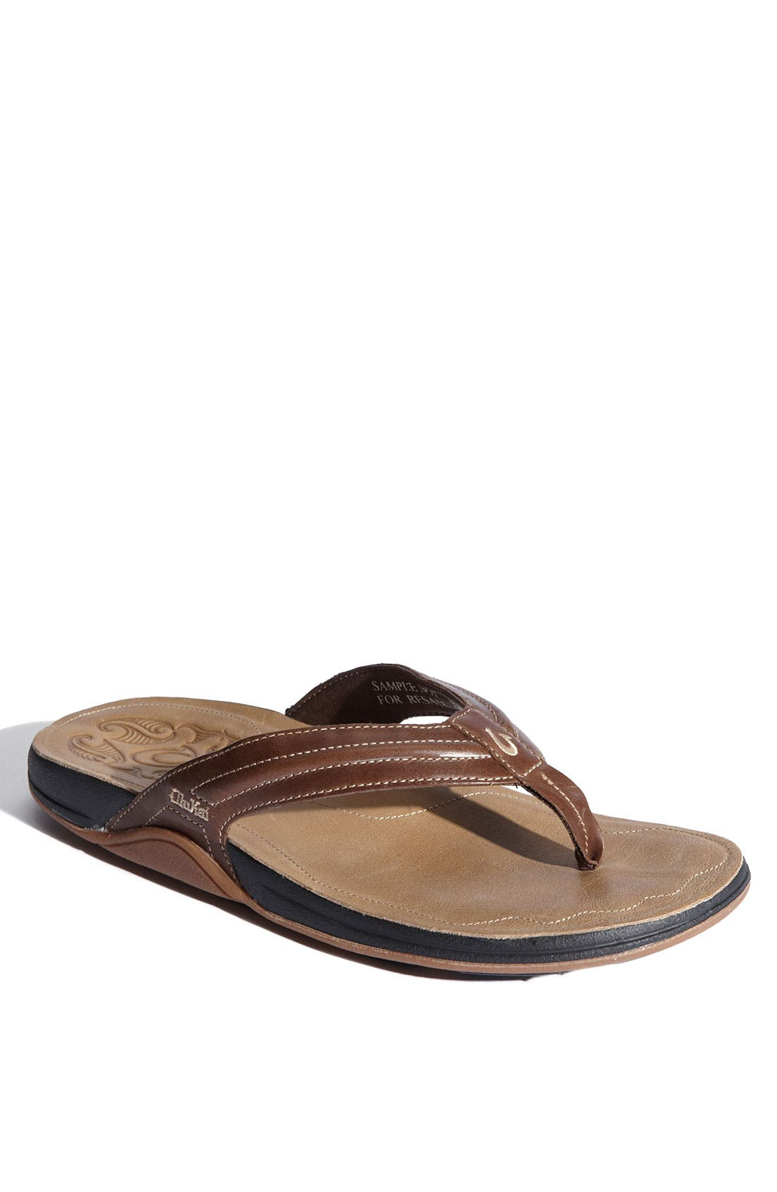Alternate Image 1 Selected - OluKai 'Moko' Flip Flop (Online Only)