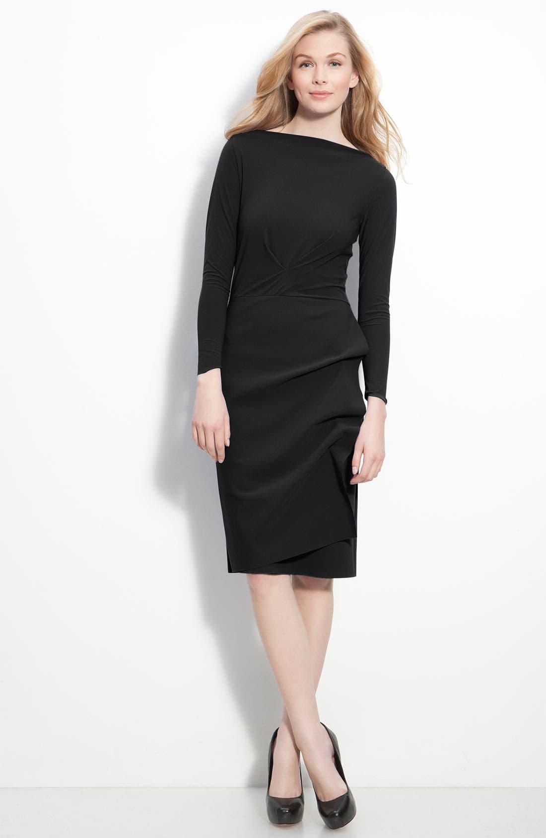 Main Image - La Petite Robe by Chiara Boni 'Cassandra' Dress