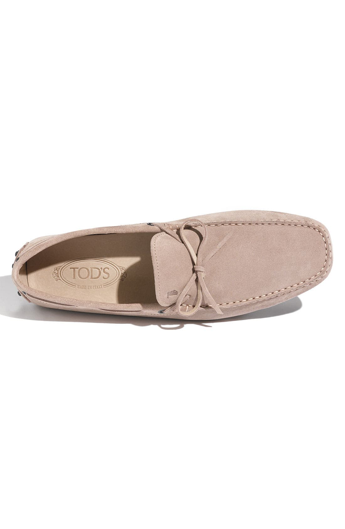 Alternate Image 3  - Tod's 'Gommini' Lace-Up Driving Shoe