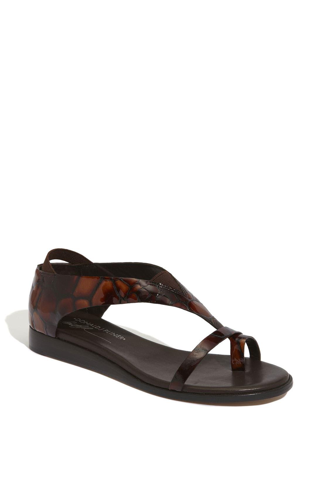 Alternate Image 1 Selected - Donald J Pliner 'Dorcas' Sandal