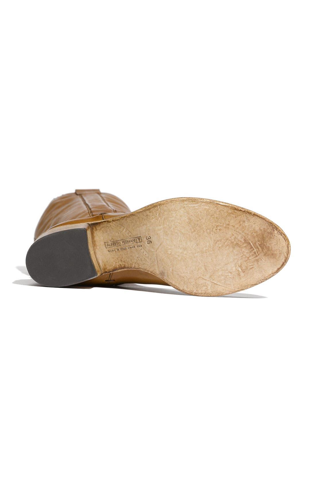 Alternate Image 4  - Alberto Fermani Western Boot