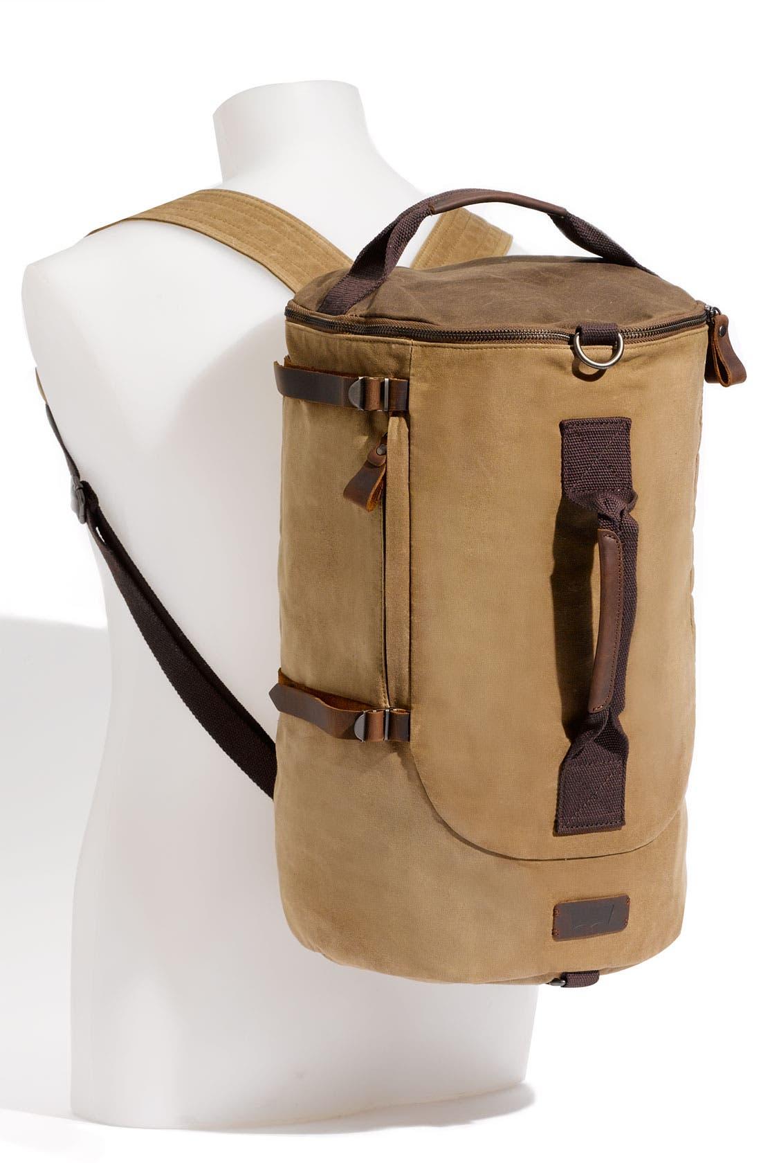Alternate Image 4  - Levi's® 'River Rock' Convertible Backpack