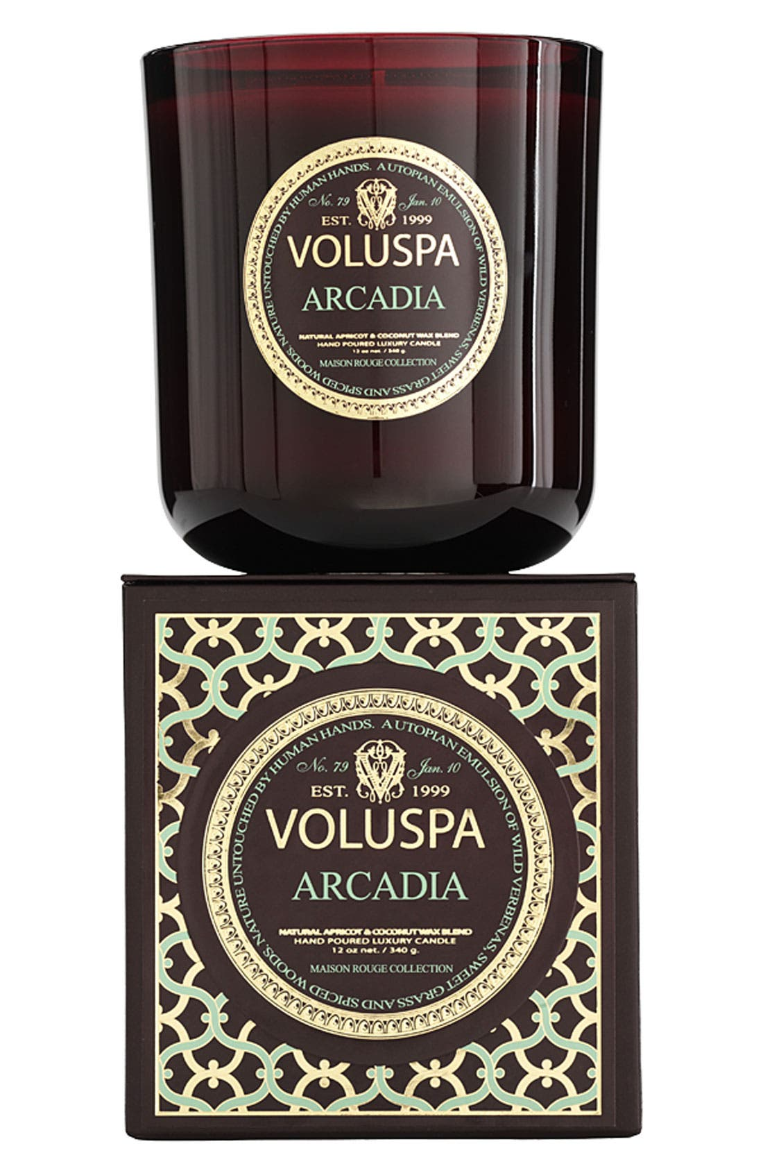 Main Image - Voluspa 'Maison Rouge - Arcadia' Scented Candle