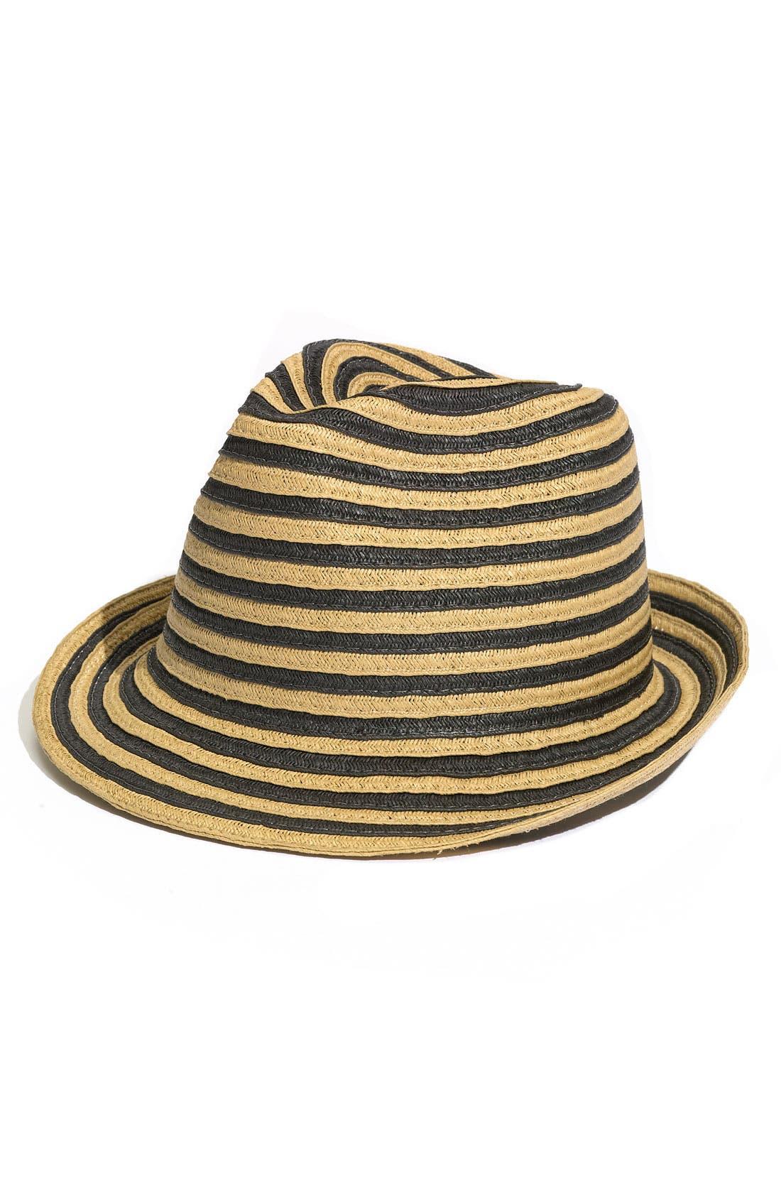 Alternate Image 1 Selected - Sonia Rykiel 'Capeline' Straw Hat