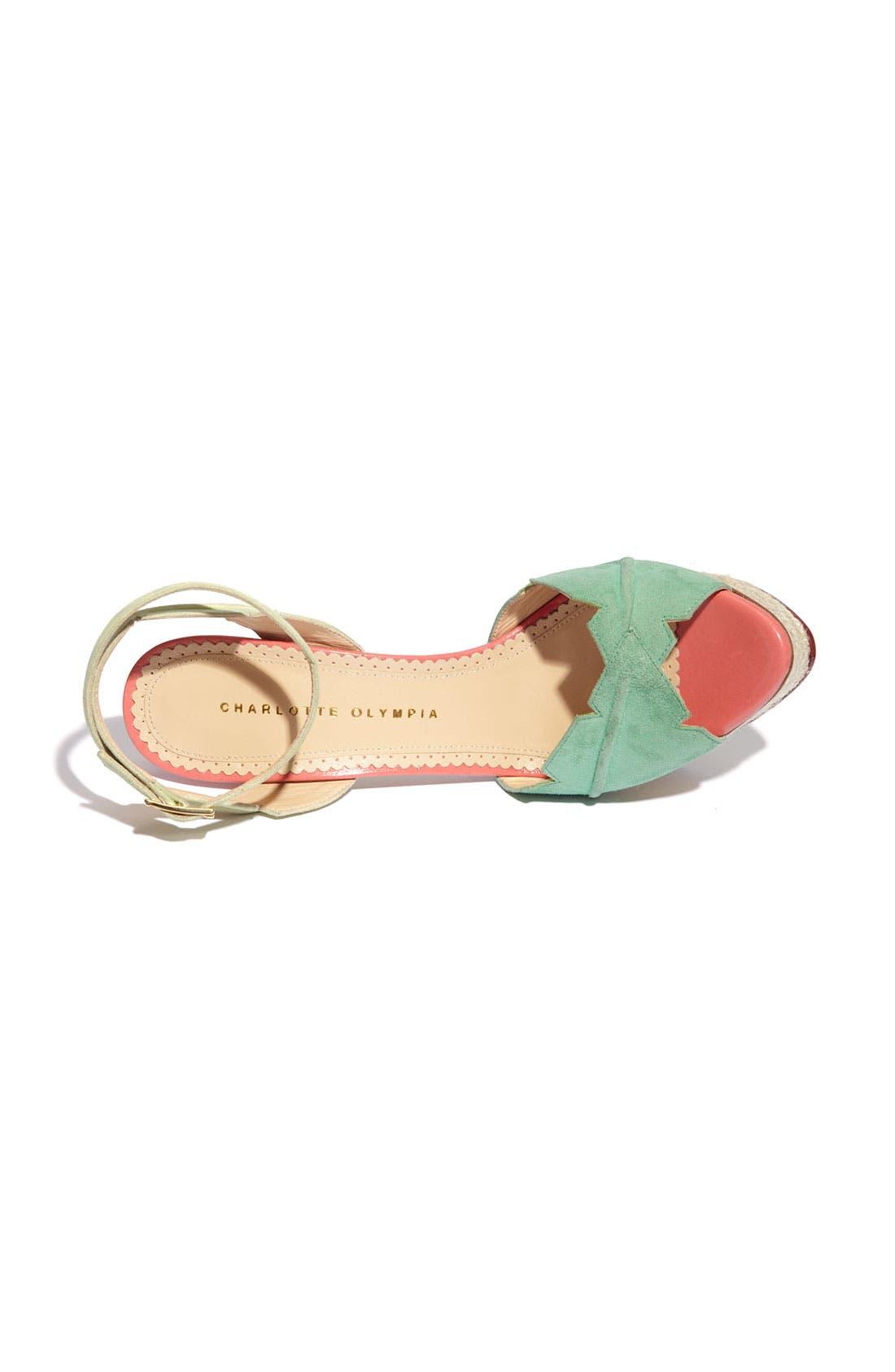 Alternate Image 3  - Charlotte Olympia 'Isla' Sandal