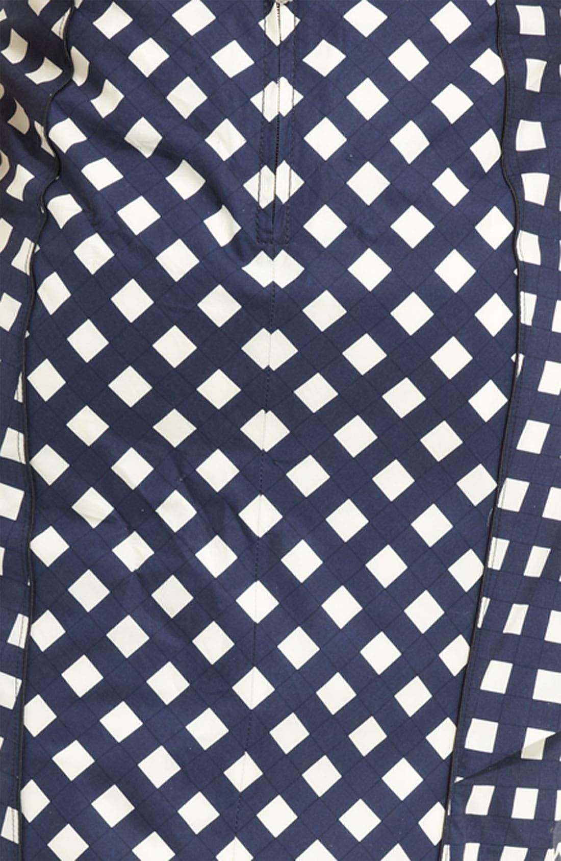 Alternate Image 2  - MARC JACOBS Gingham Drape Front Skirt