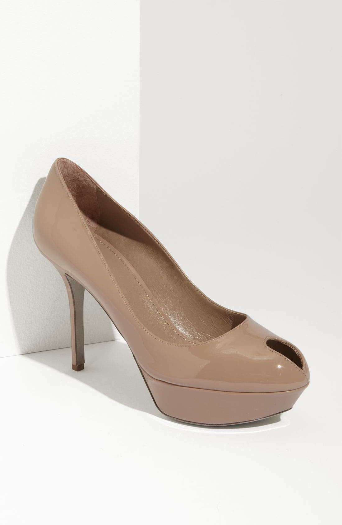 Alternate Image 1 Selected - Sergio Rossi 'Cachet' Platform Pump