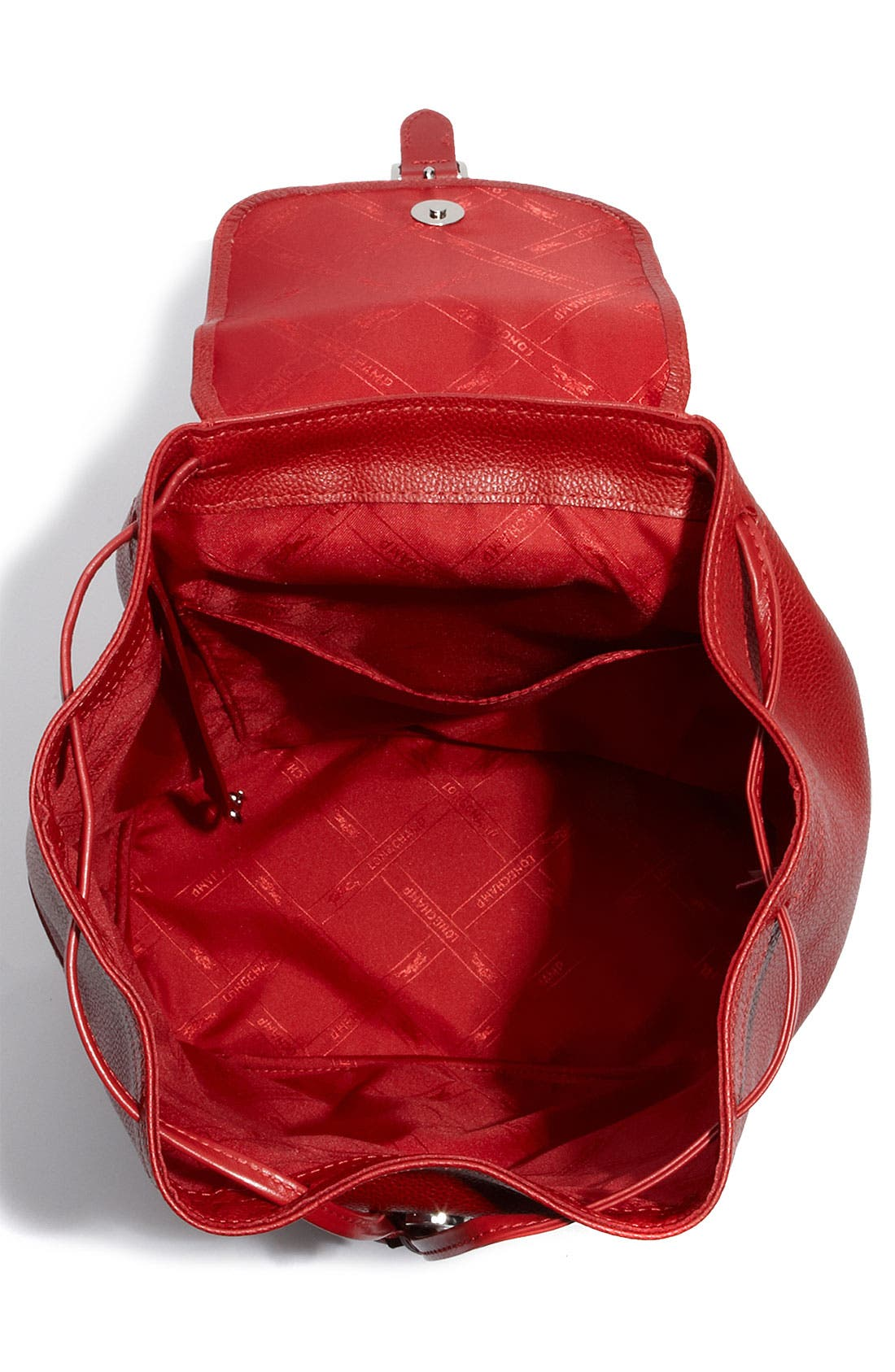 Alternate Image 3  - Longchamp Leather Backpack