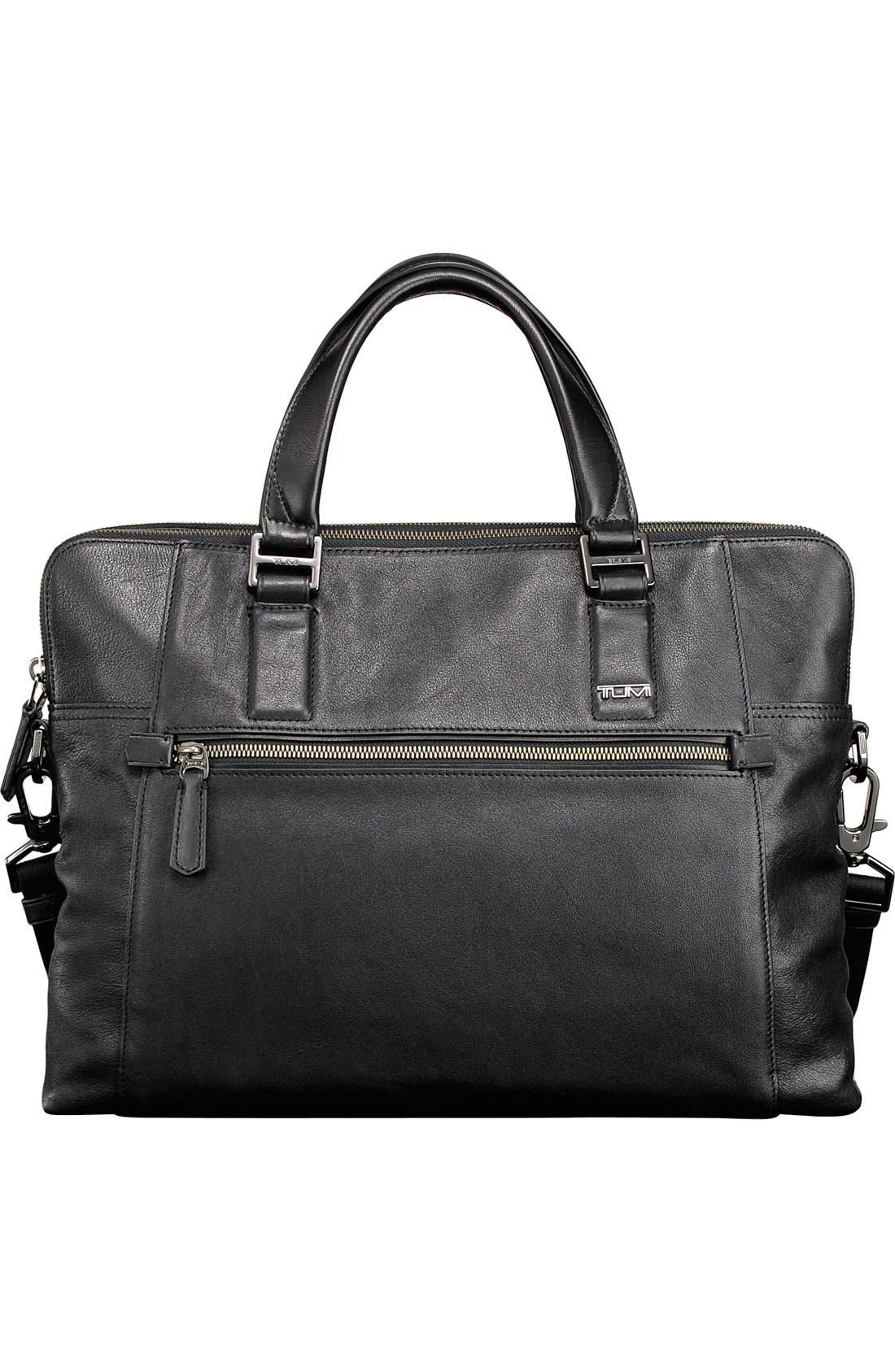 Main Image - Tumi 'Beacon Hill - Branch' Slim Laptop Briefcase (16 Inch)