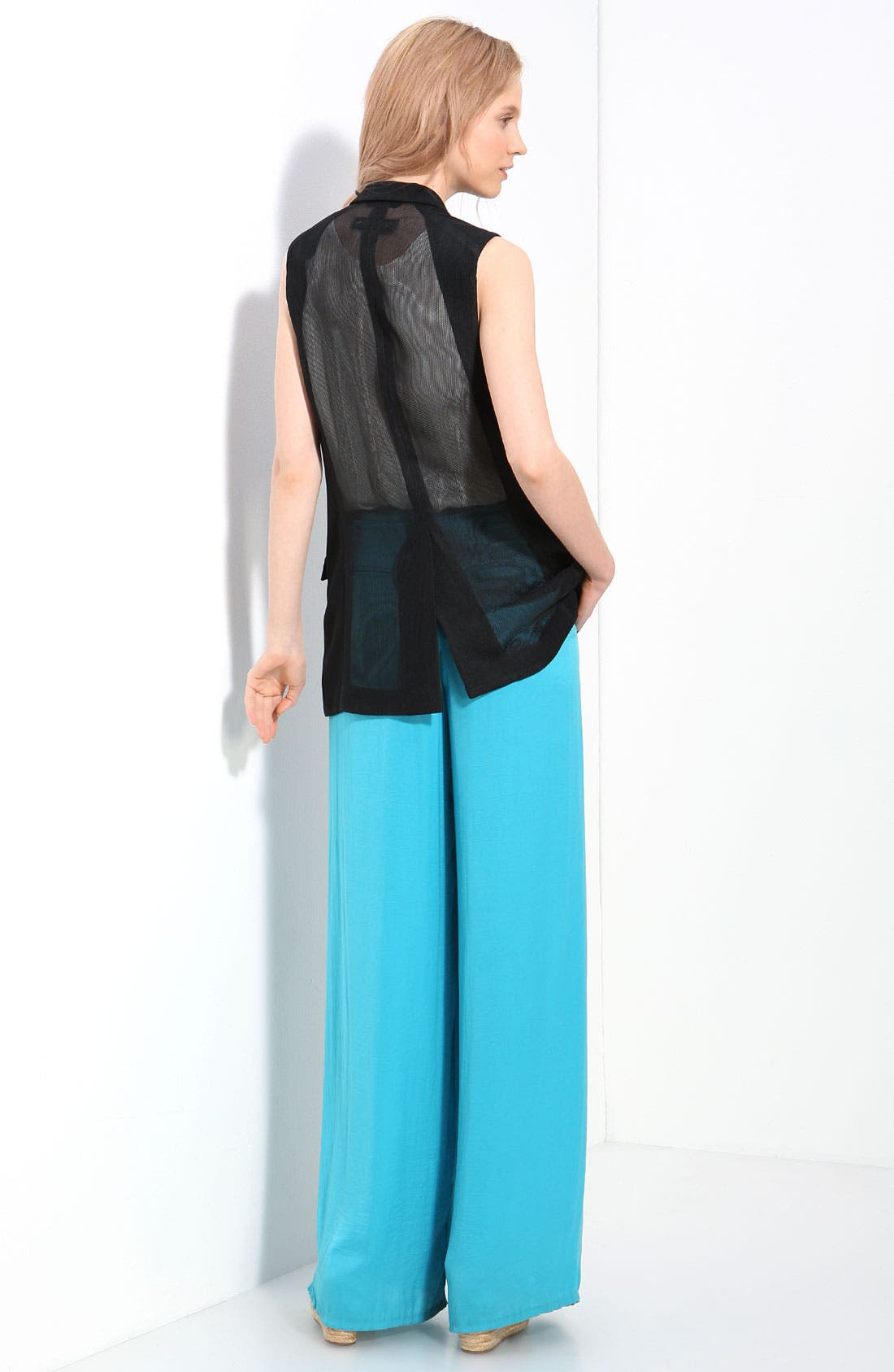 Alternate Image 2  - rag & bone Mesh Back Vest