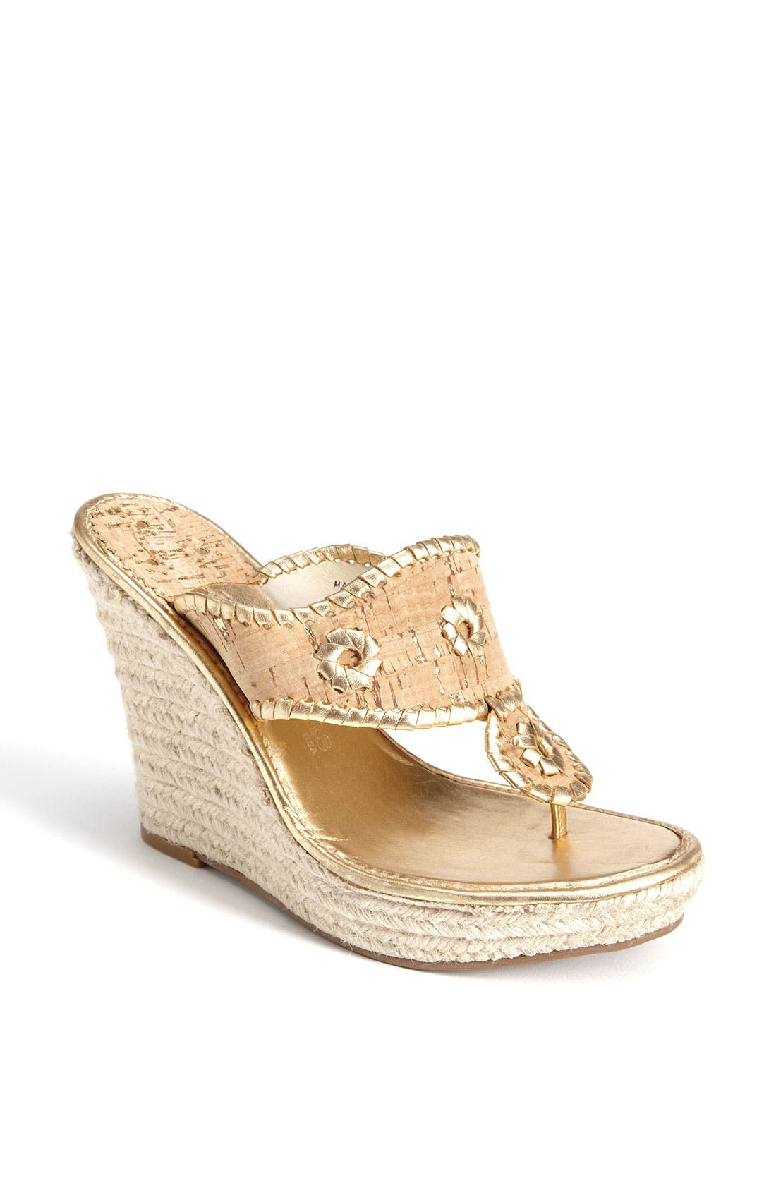 Alternate Image 1 Selected - Jack Rogers 'Marbella' Sandal