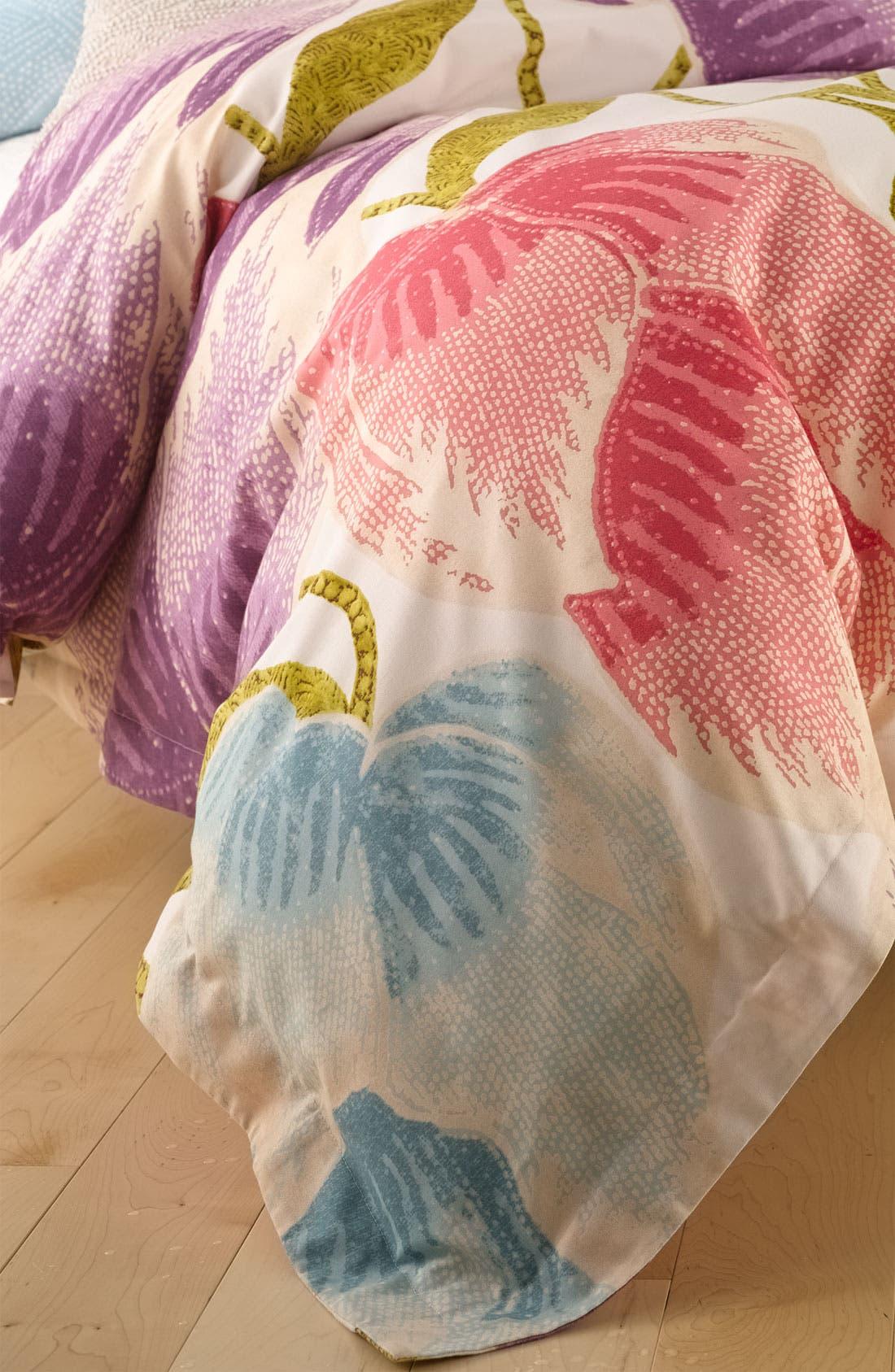 Alternate Image 1 Selected - Diane von Furstenberg 'Floral Batik' Duvet