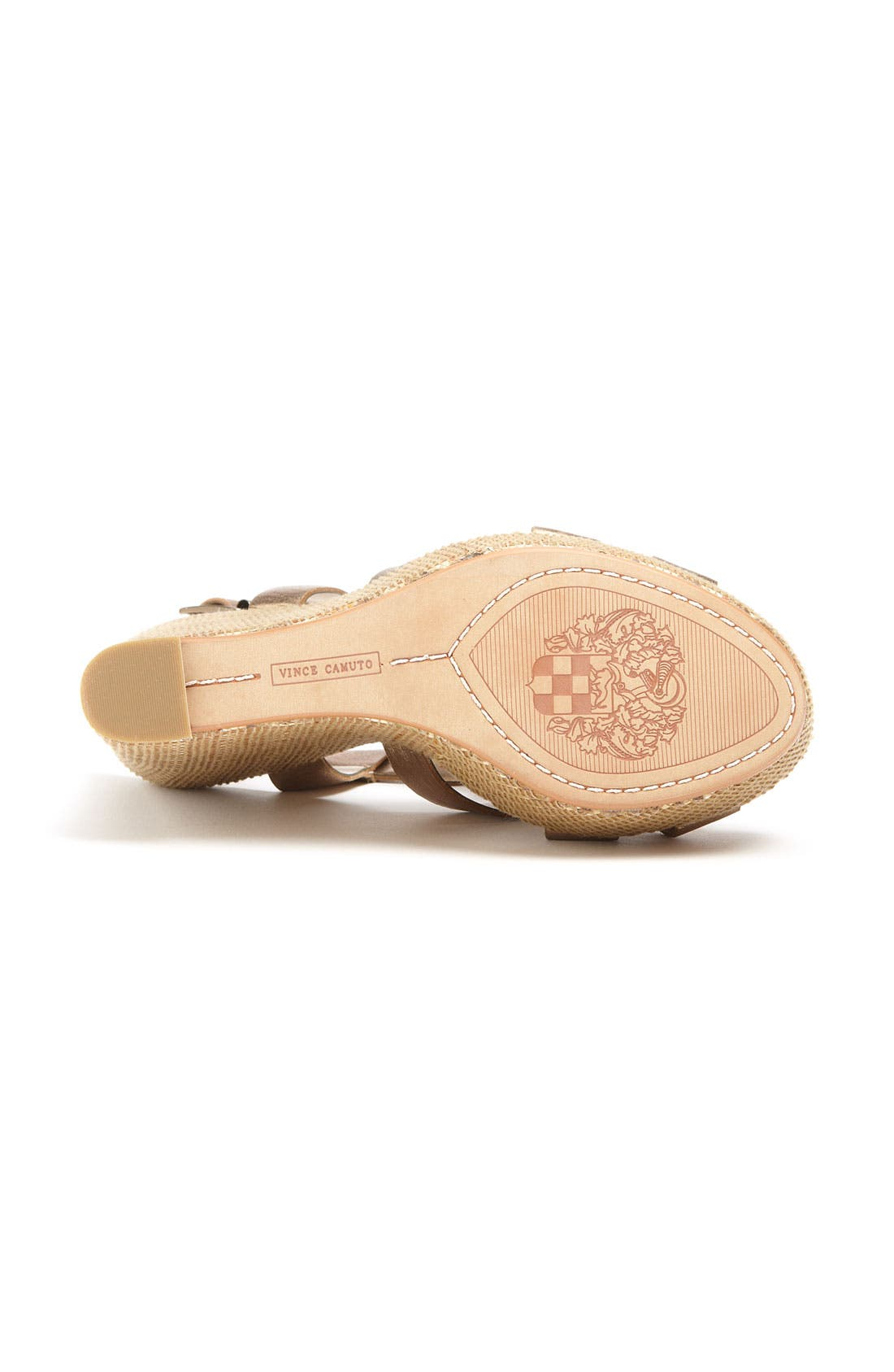 Alternate Image 4  - Vince Camuto 'Hattie' Sandal (Exclusive)
