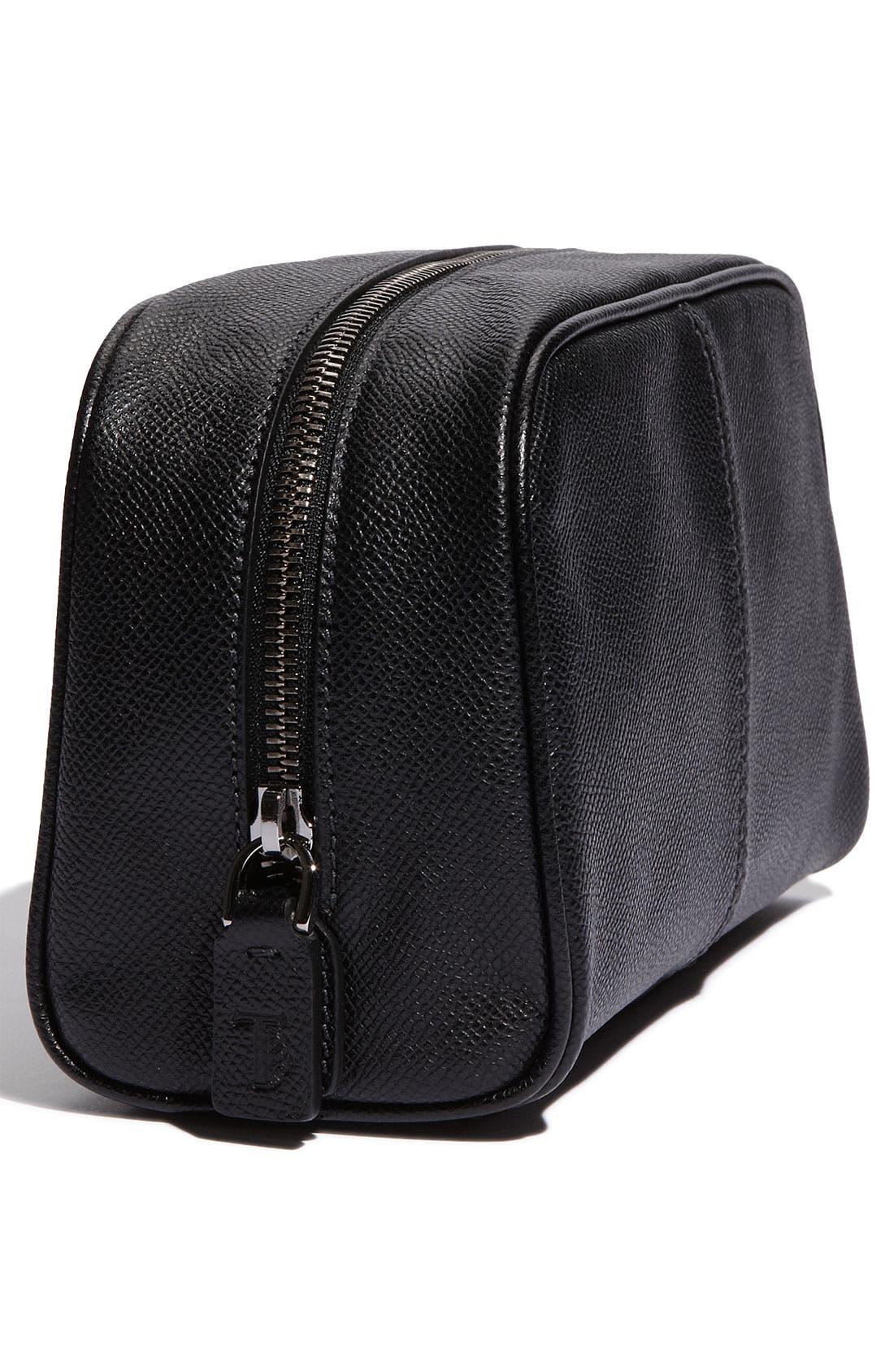 Alternate Image 3  - Tod's Wash Bag