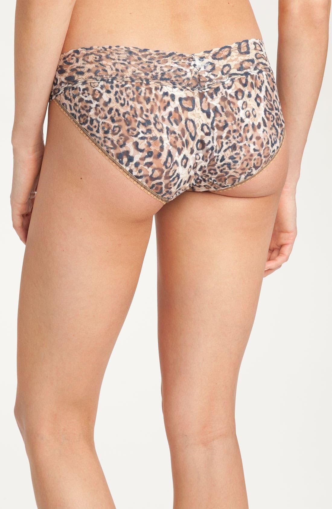 Alternate Image 2  - Hanky Panky 'Vikini - Leopard' Bikini