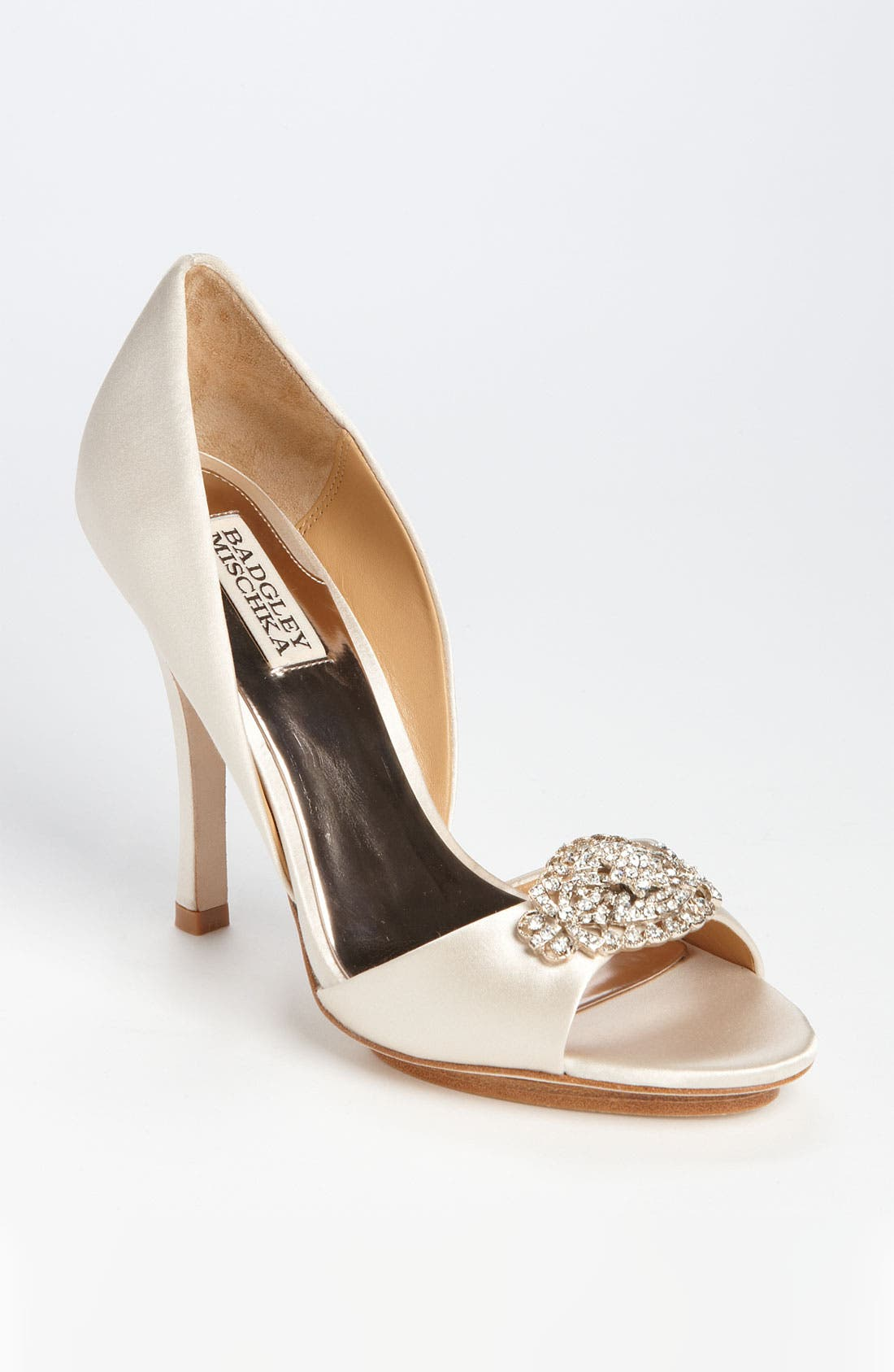 Alternate Image 1 Selected - Badgley Mischka 'Gia' Pump