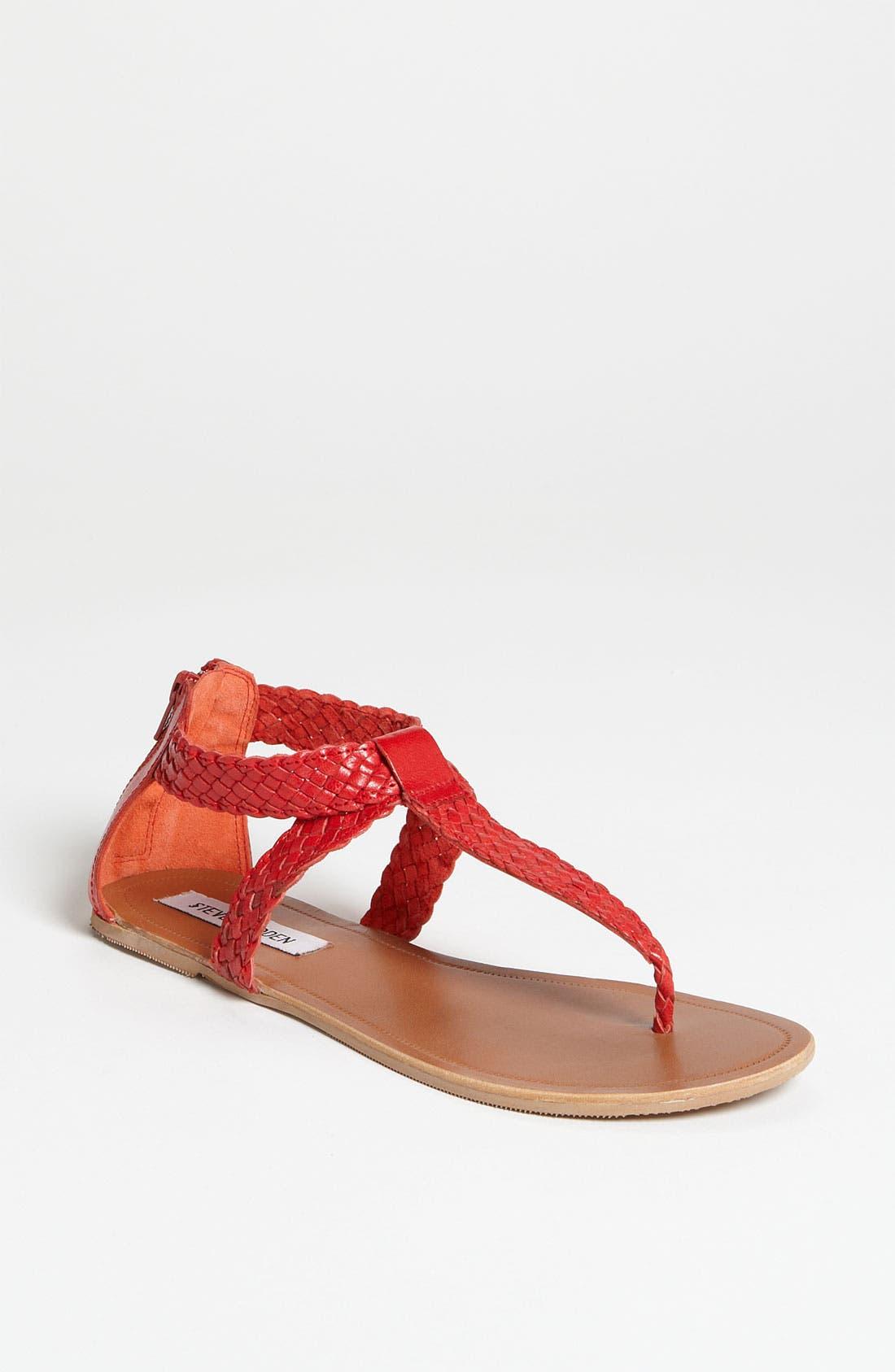 Alternate Image 1 Selected - Steve Madden 'Pressto' Sandal