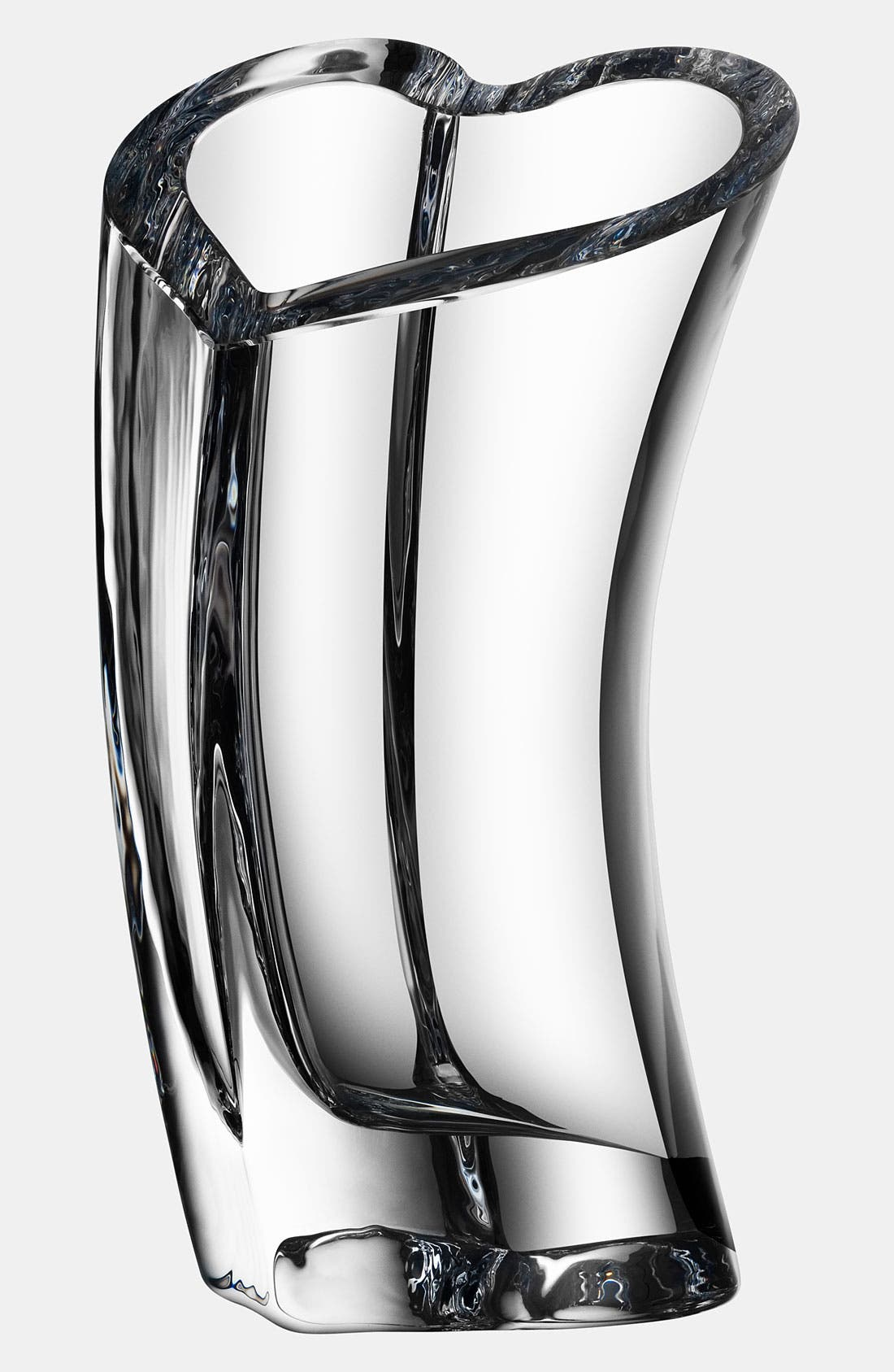 Alternate Image 1 Selected - Orrefors Heart Crystal Vase