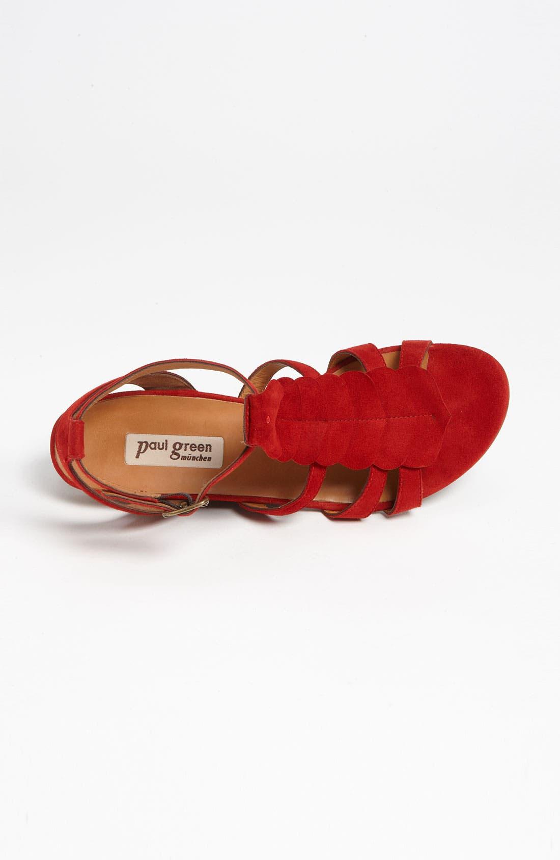 Alternate Image 3  - Paul Green 'Lola' Sandal