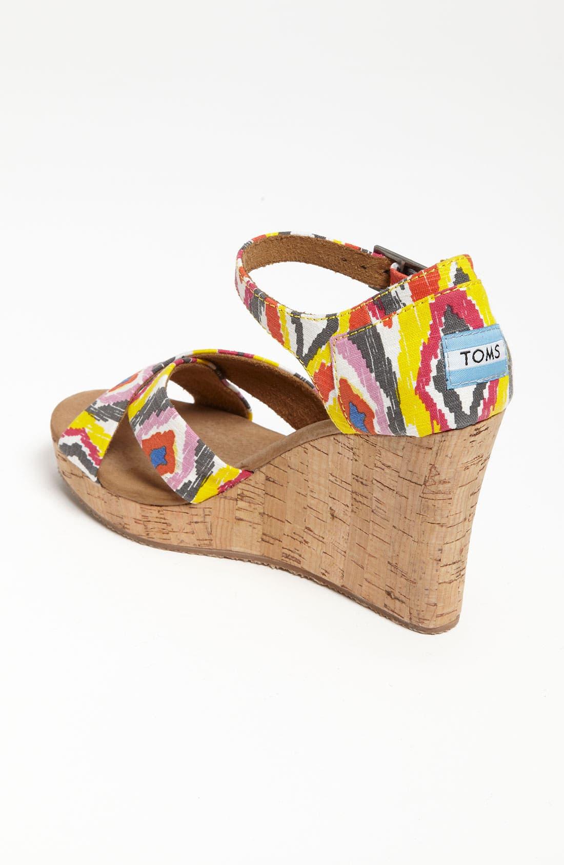 Alternate Image 2  - TOMS 'Cenna' Sandal