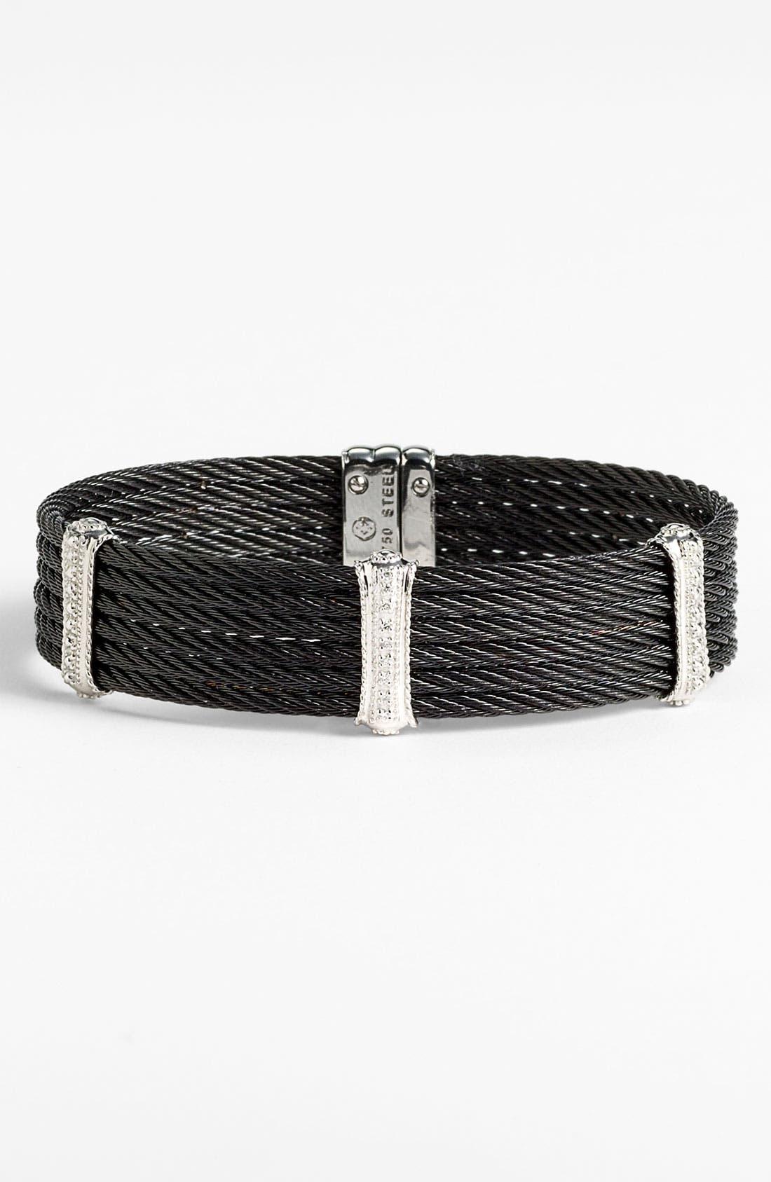 Main Image - ALOR® Diamond Accent Bracelet