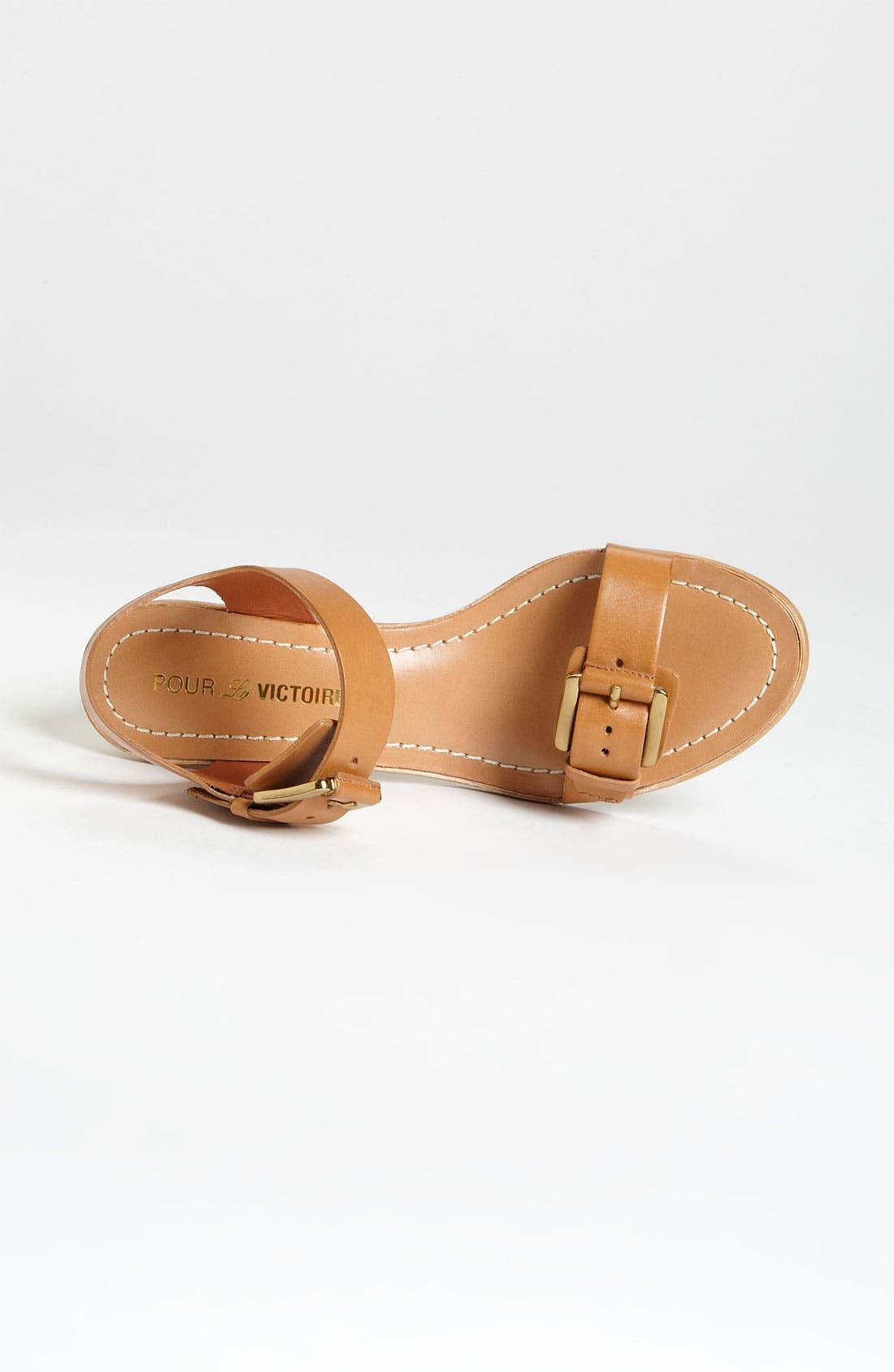 Alternate Image 3  - Pour la Victoire 'Ilissa' Sandal
