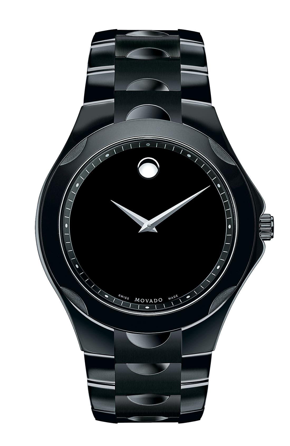 Alternate Image 1 Selected - Movado 'Luno Sport' Bracelet Watch