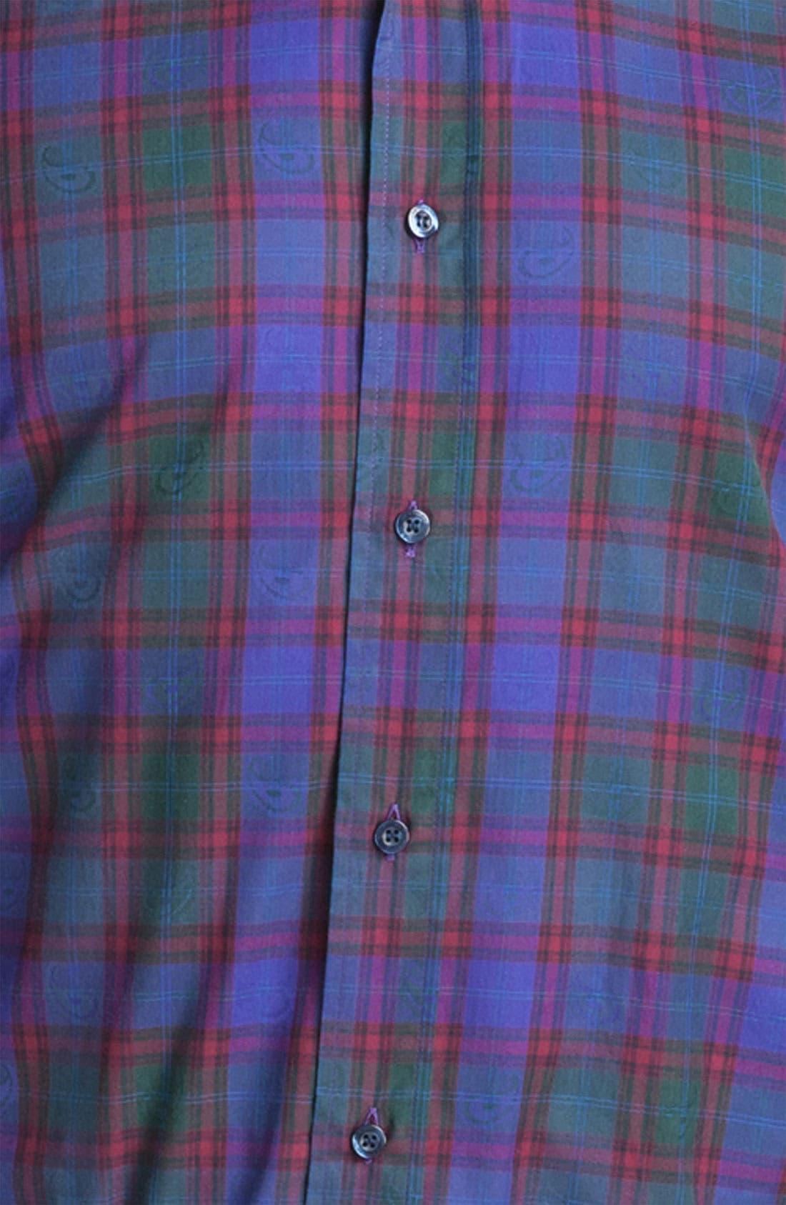Alternate Image 3  - Etro Plaid Dress Shirt