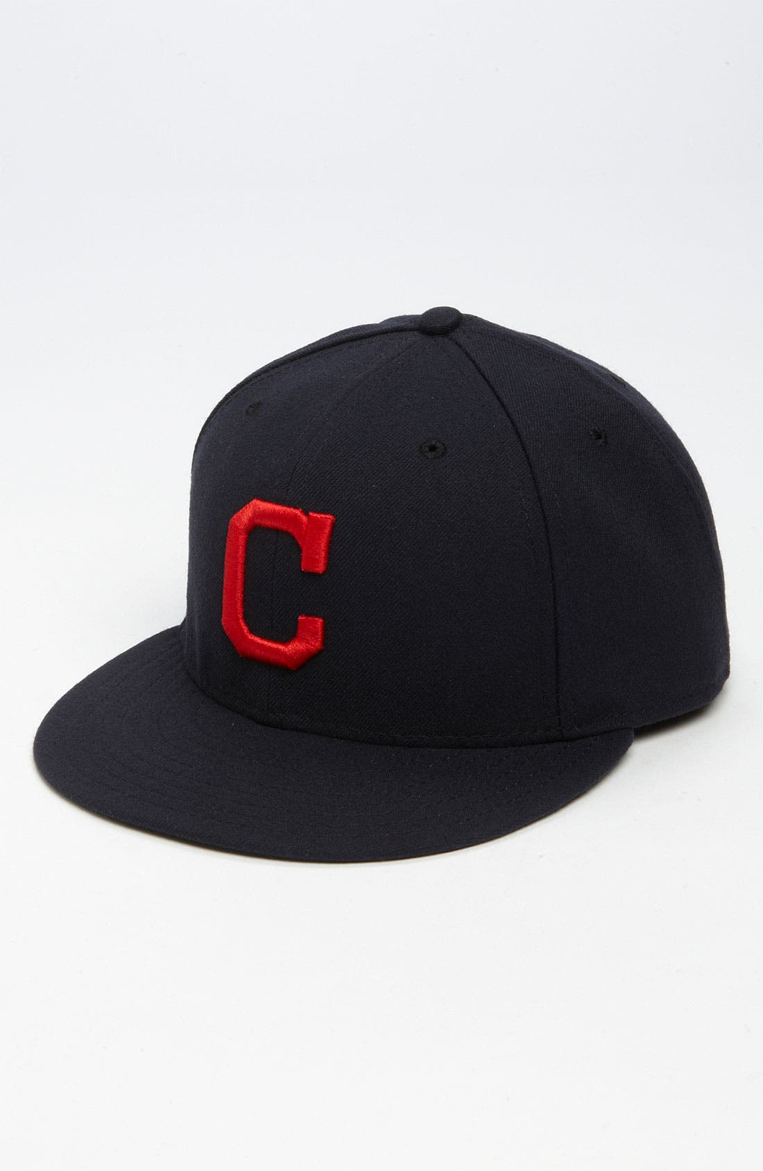 Alternate Image 1 Selected - New Era Cap 'Cleveland Indians' Baseball Cap