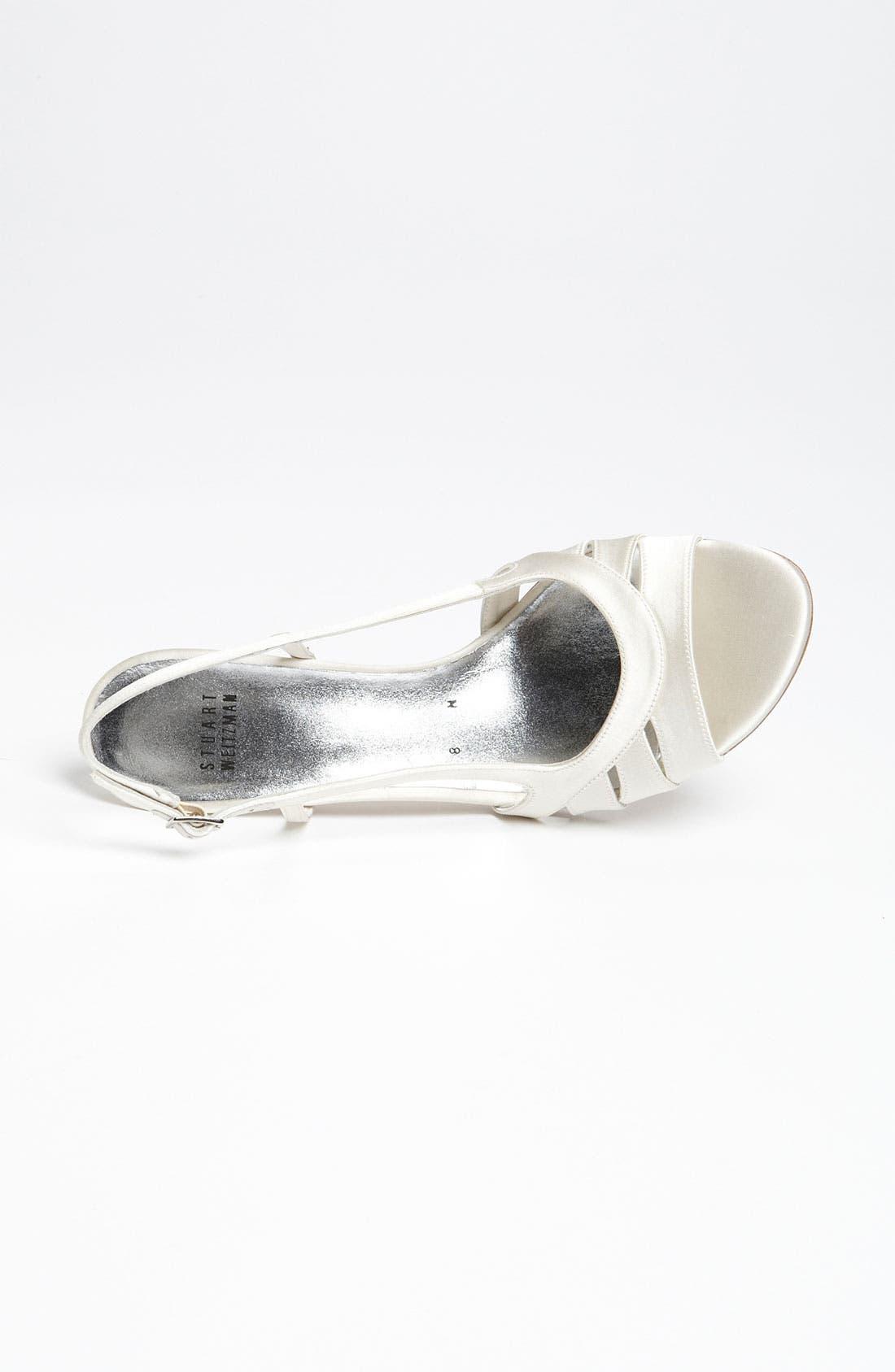 Alternate Image 3  - Stuart Weitzman 'Mischievous' Sandal