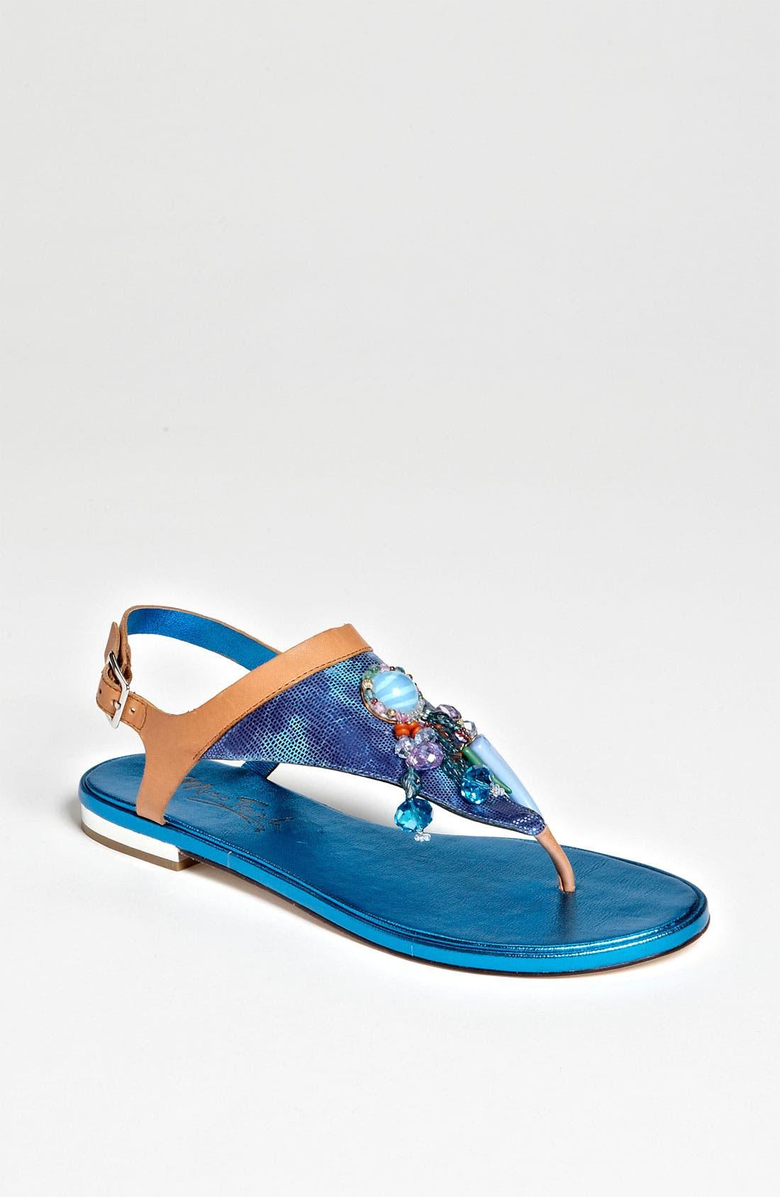 Alternate Image 1 Selected - Miss Trish 'Saber' Sandal