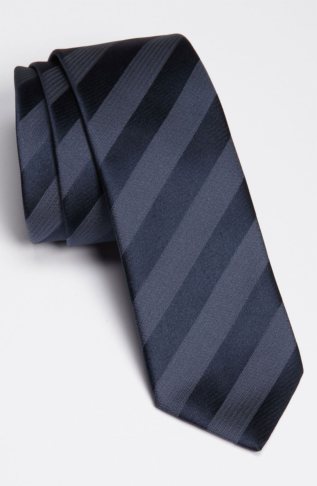 Alternate Image 1 Selected - HUGO Woven Silk Tie